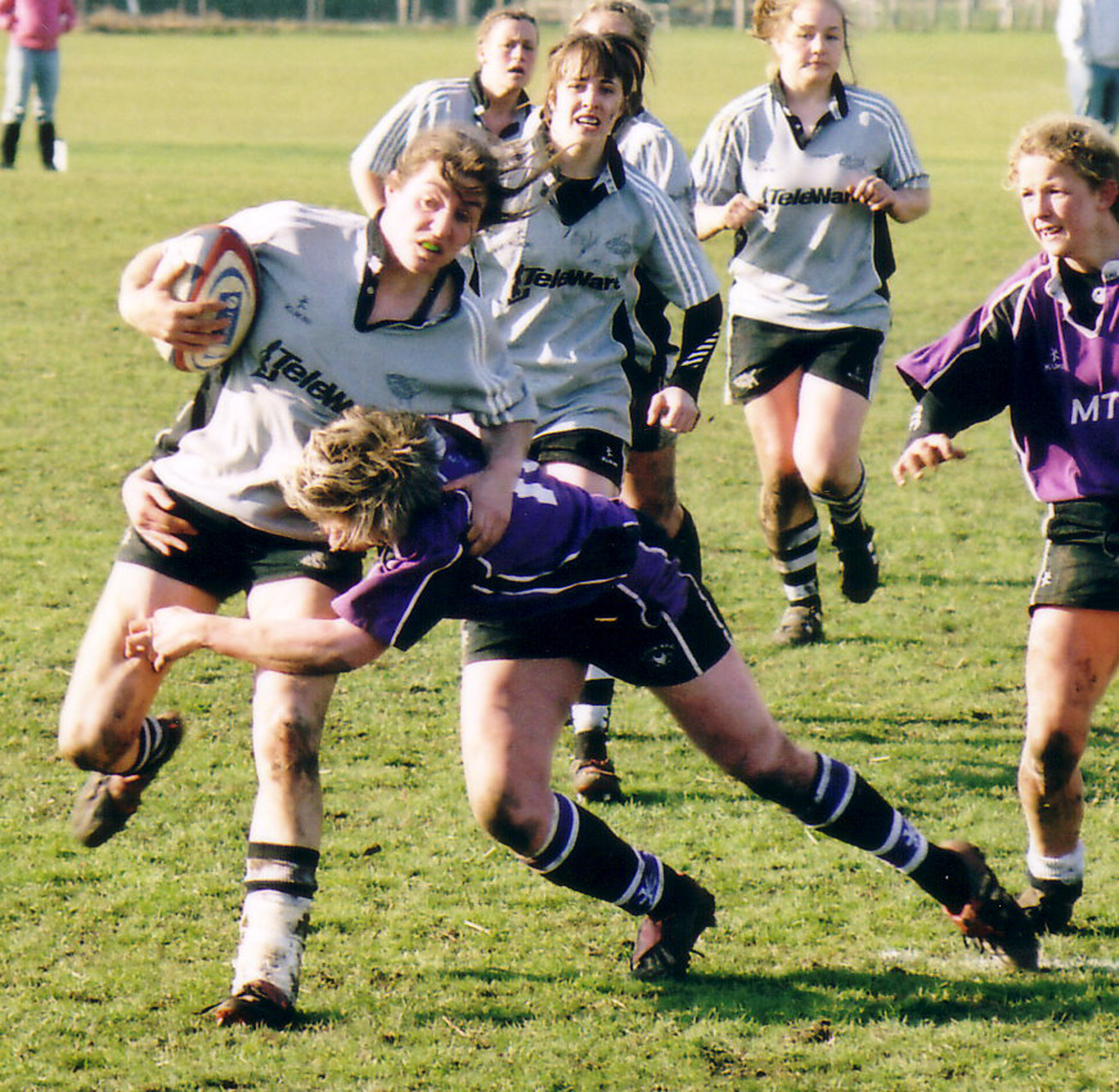 Thirsk sharks in action! photo