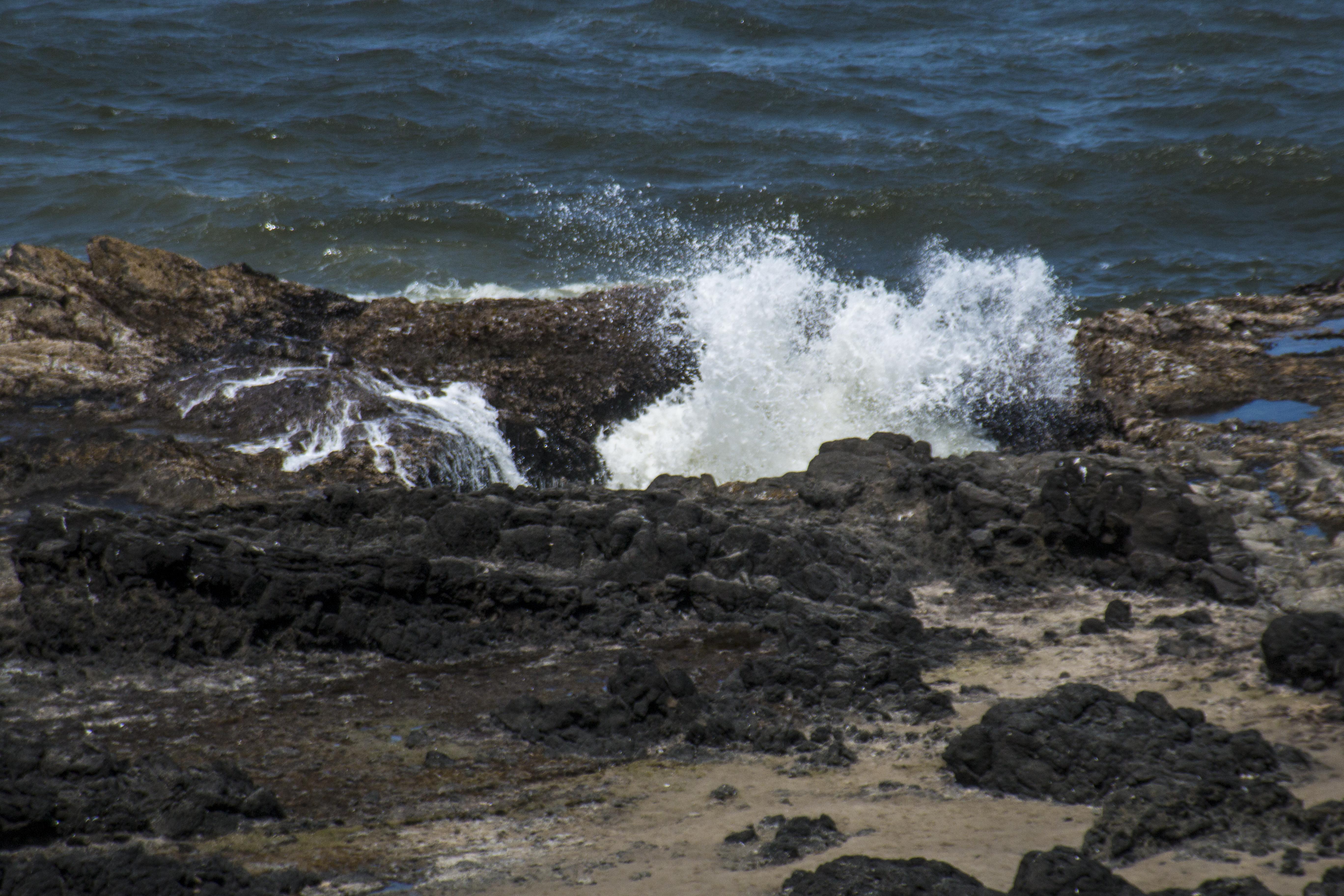 Thor's Well, Oregon, Coast, Coast, Ocean, Oregon, Sea, HQ Photo