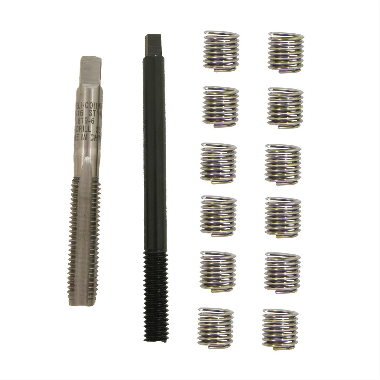 Heli-Coil Thread Inserts 5521-6 - Free Shipping on Orders Over $99 ...
