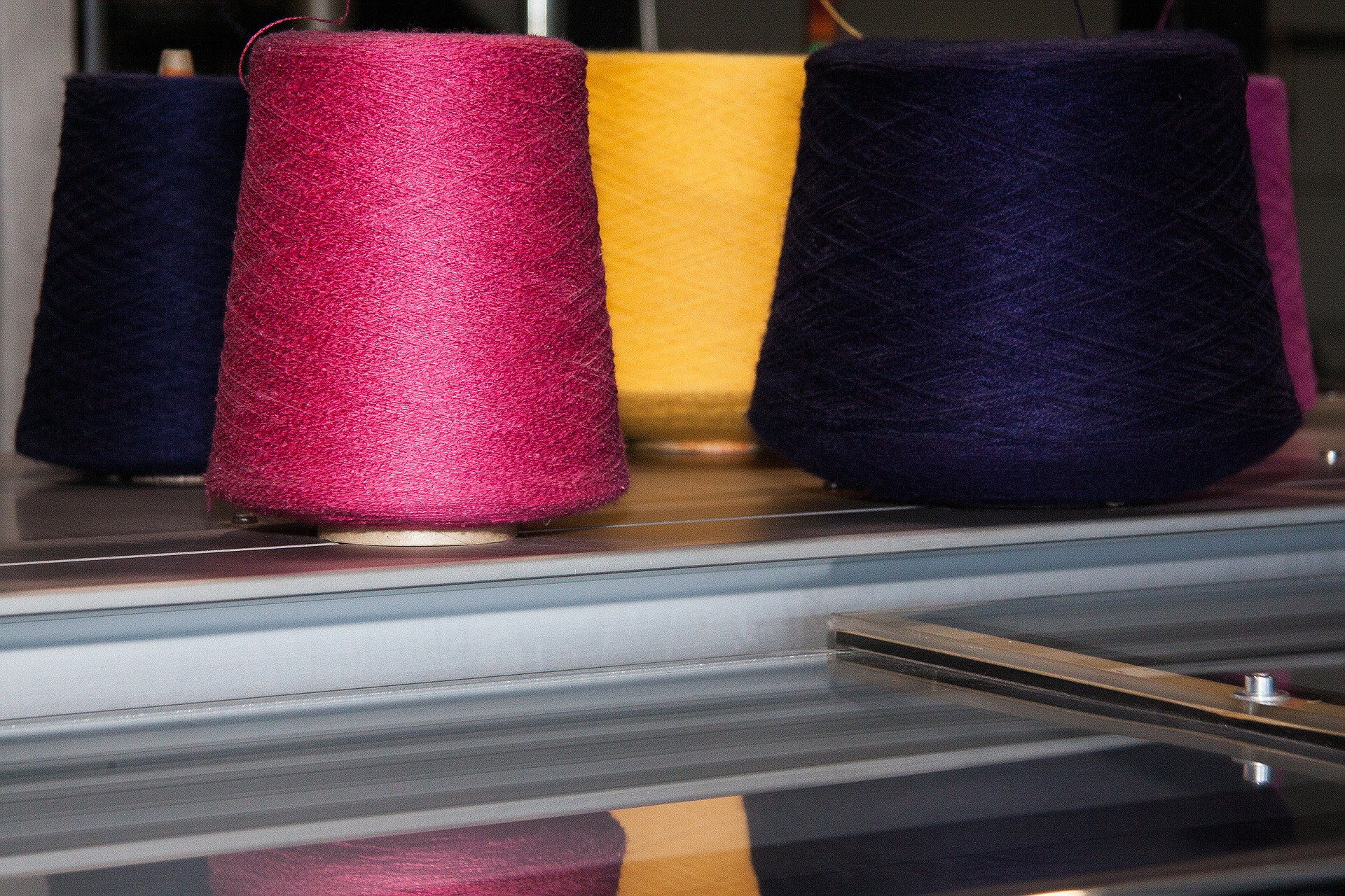 Thread Coil, Coil, Colorful, Object, Sew, HQ Photo