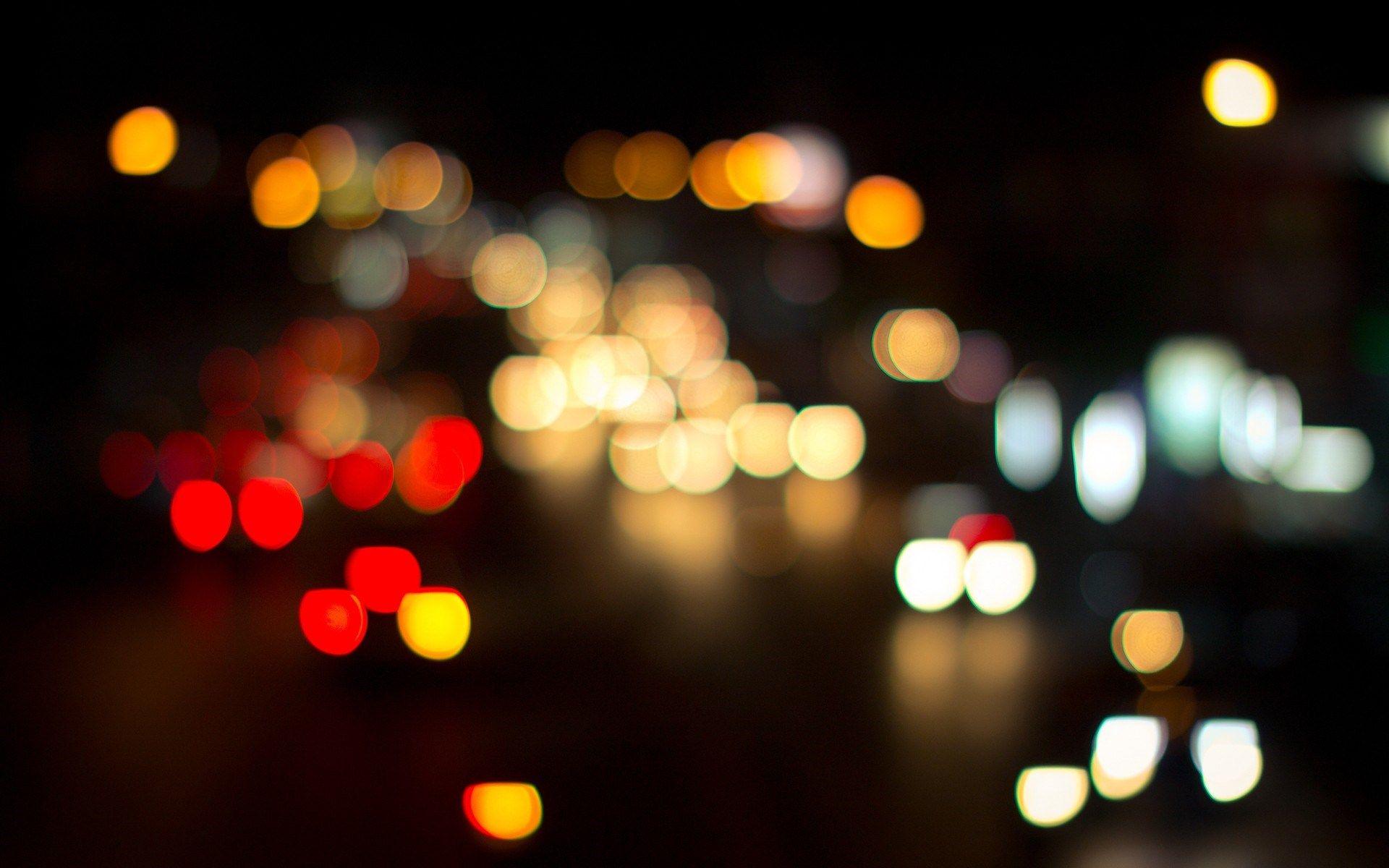 City Lights Nighttime Bokeh | Bokeh Photography | Pinterest | Bokeh ...