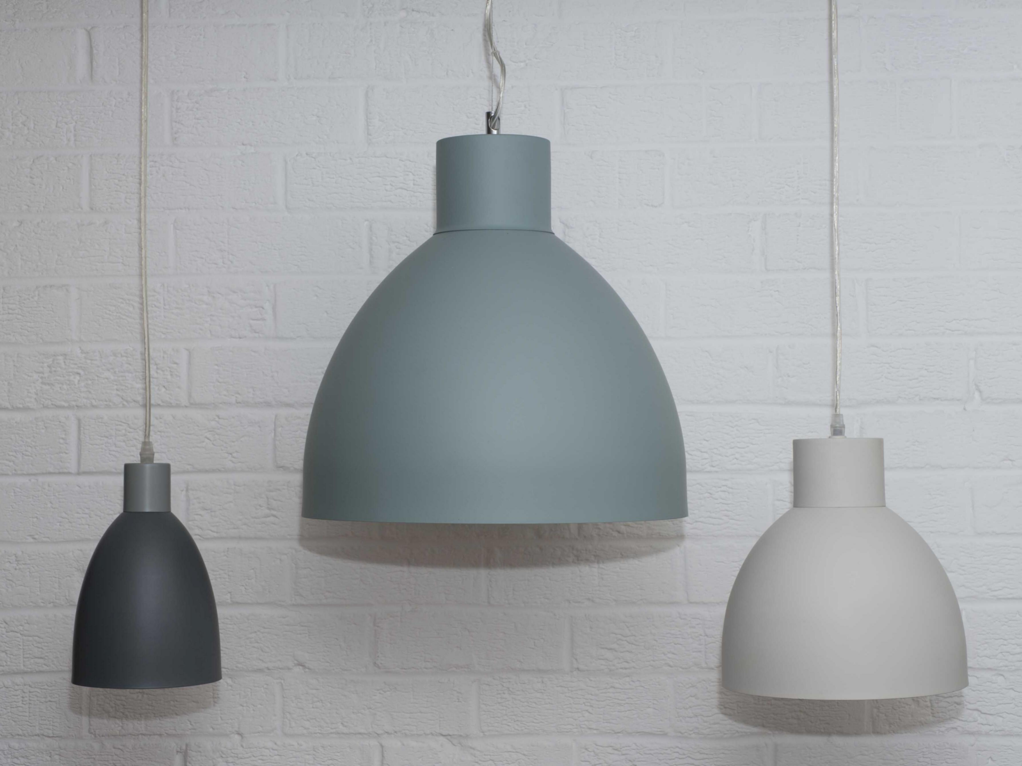 Hanging Pendant Lamp Contrast Pendant Lights Three Sizes Pics - Home ...