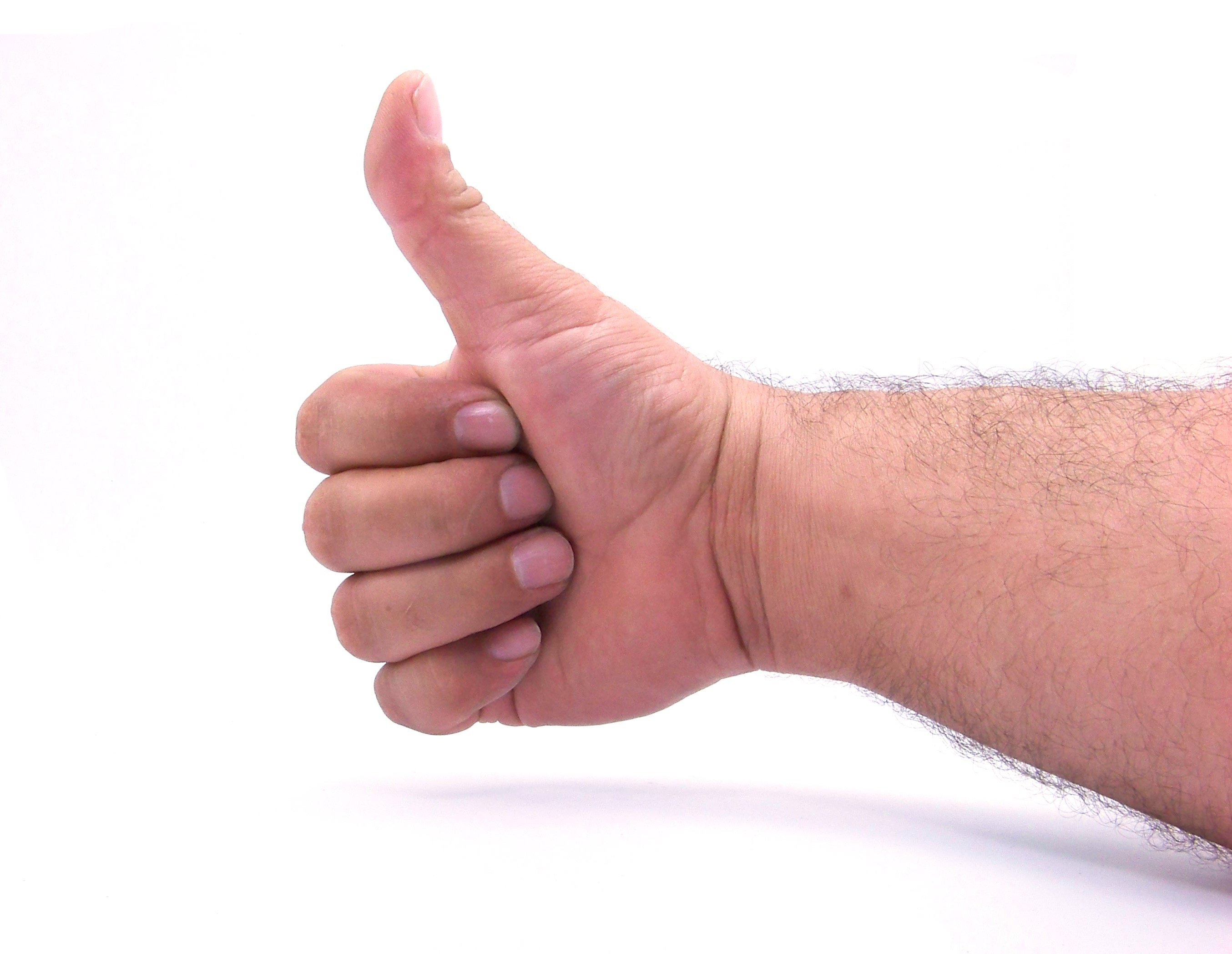 Thumbs up, Abstract, Show, One, Palm, HQ Photo