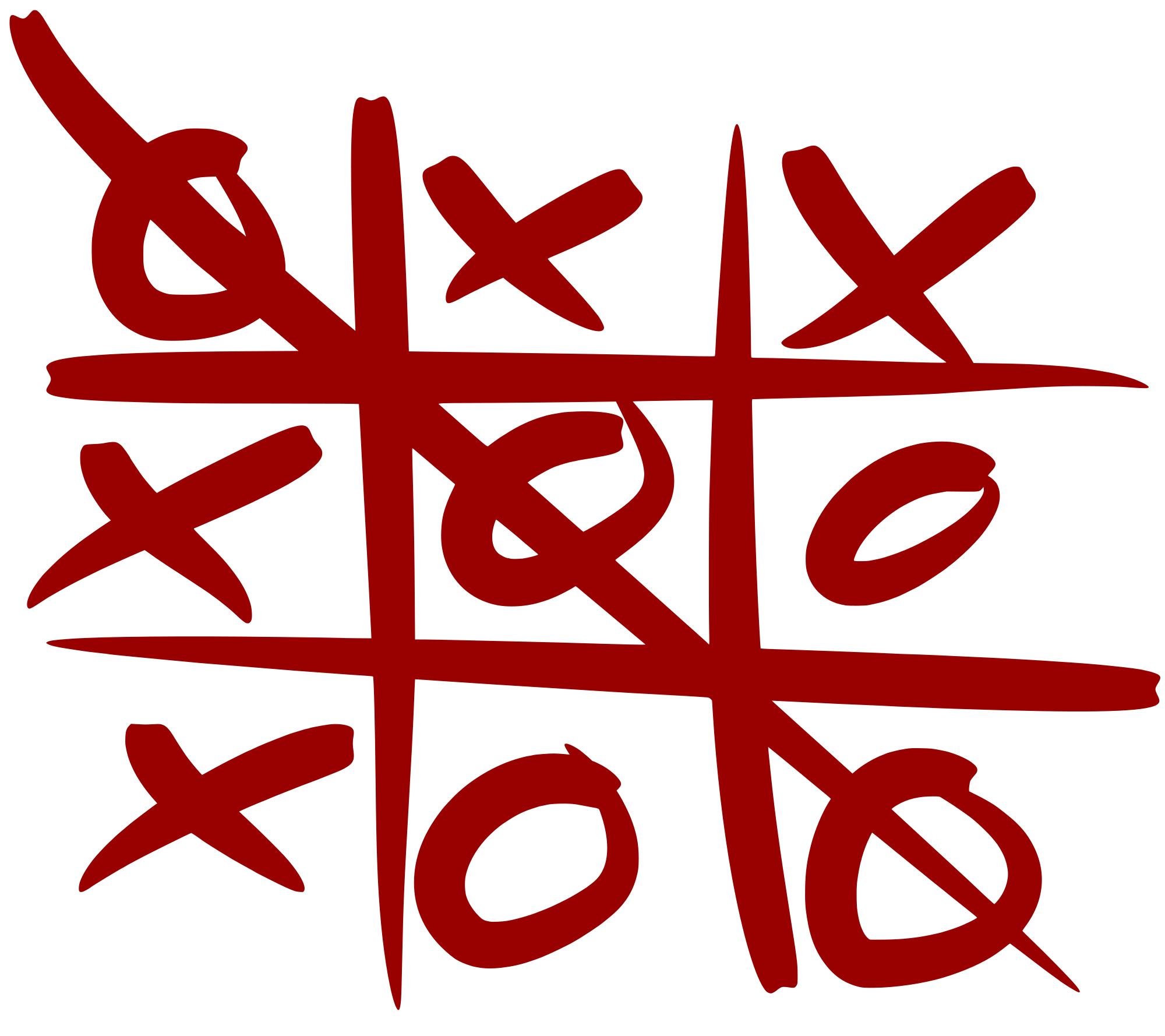 Tic tac toe photo