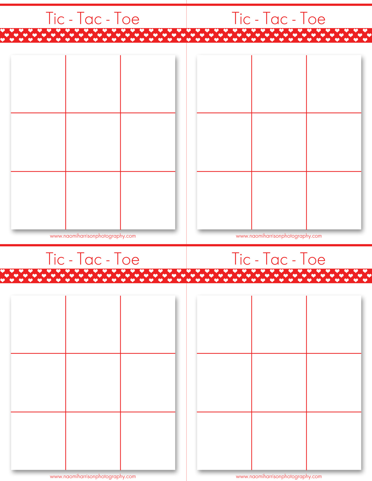 valentines tic-tac-toe « Search Results « Sacramento Lifestyle ...