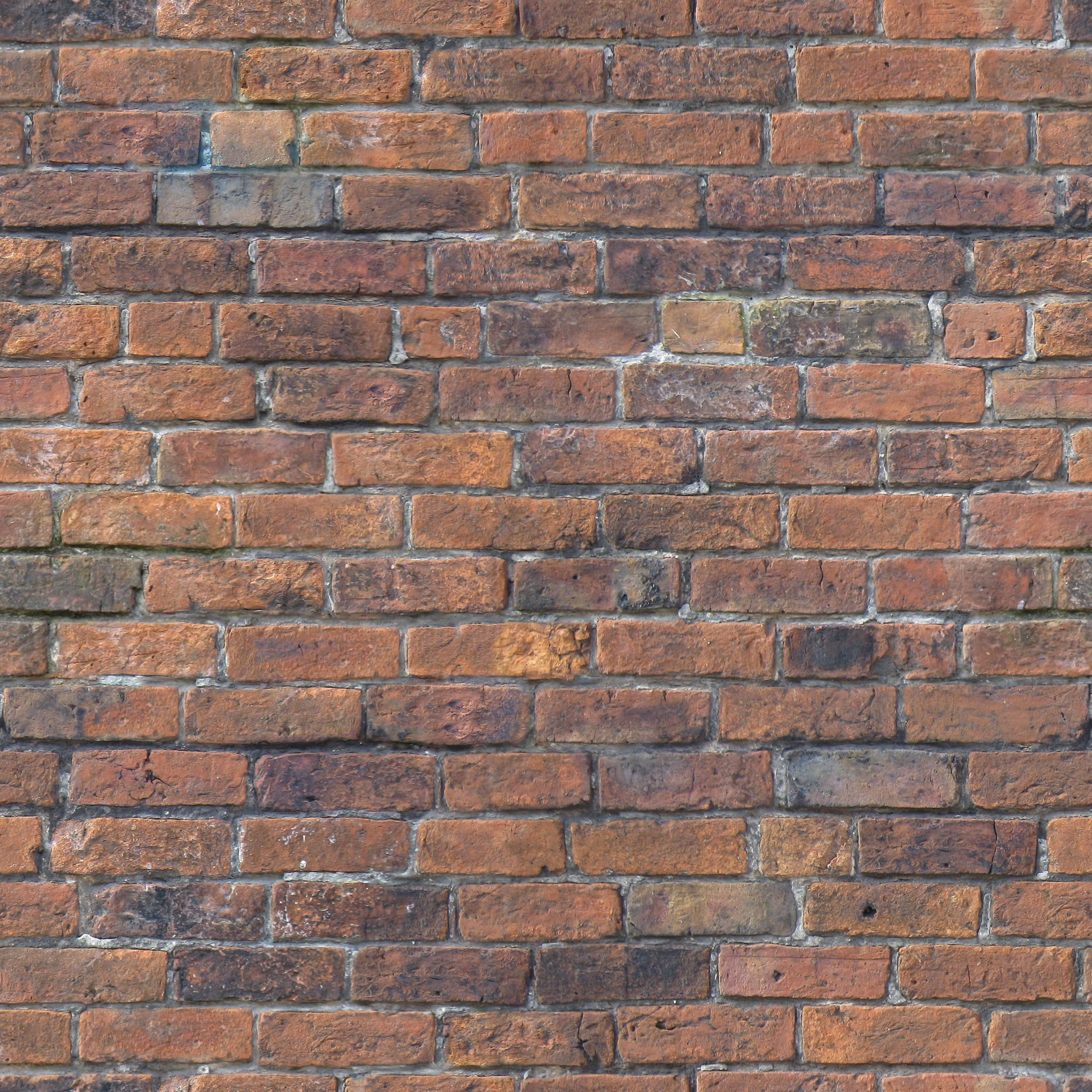 Photo Tiled Brick Texture Wall Tile