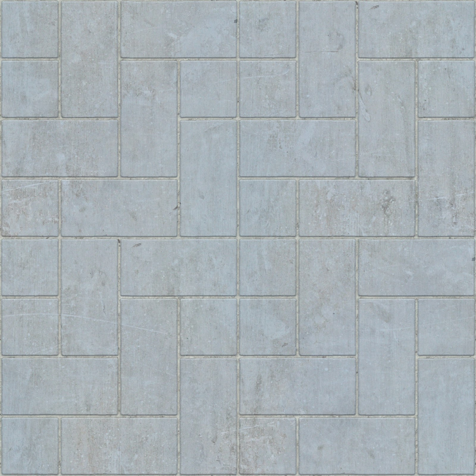 High Resolution Seamless Textures: Brick concrete tile floor ...