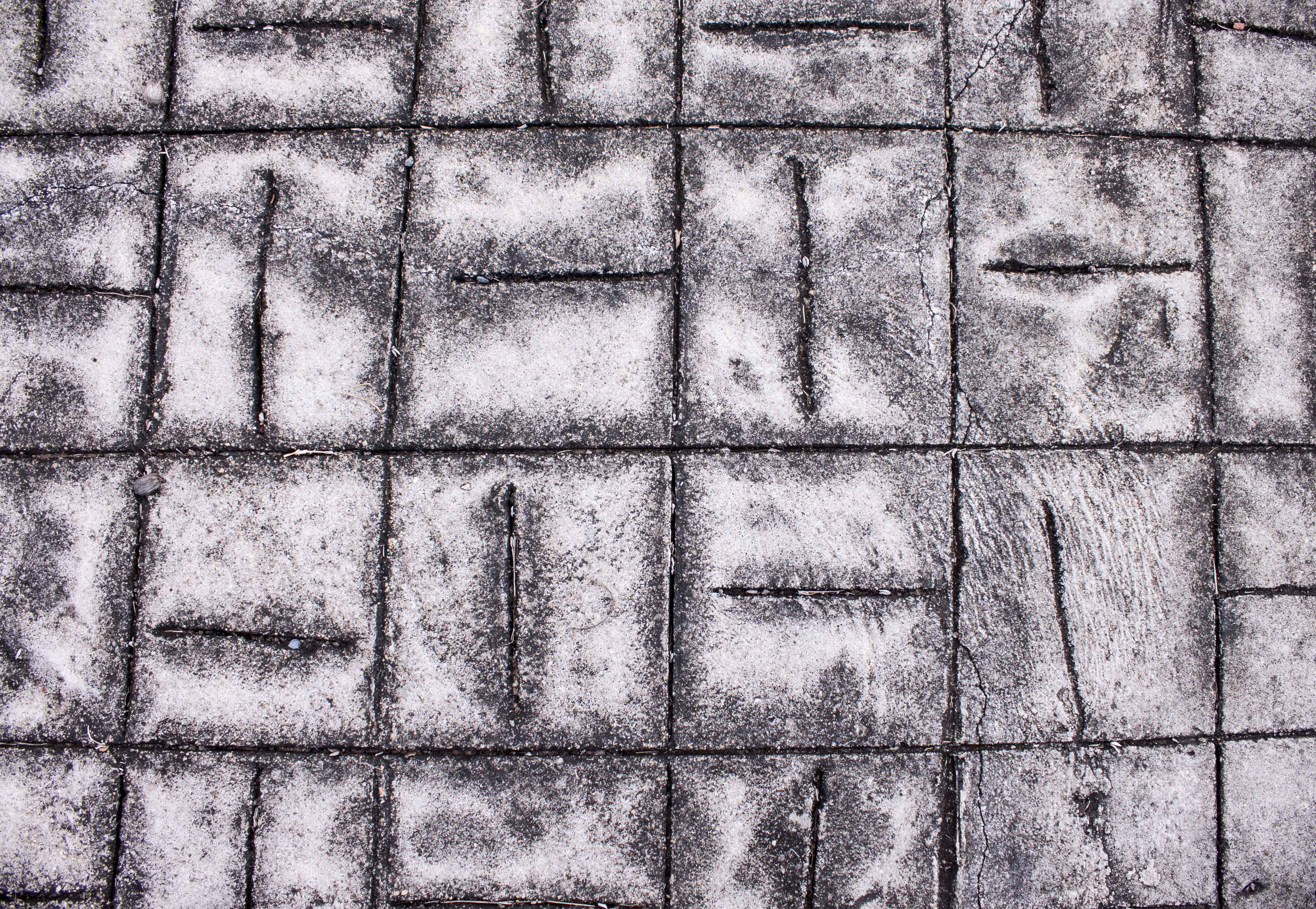 Tiled concrete texture, Abstract, Rough, Tiled, Textured, HQ Photo