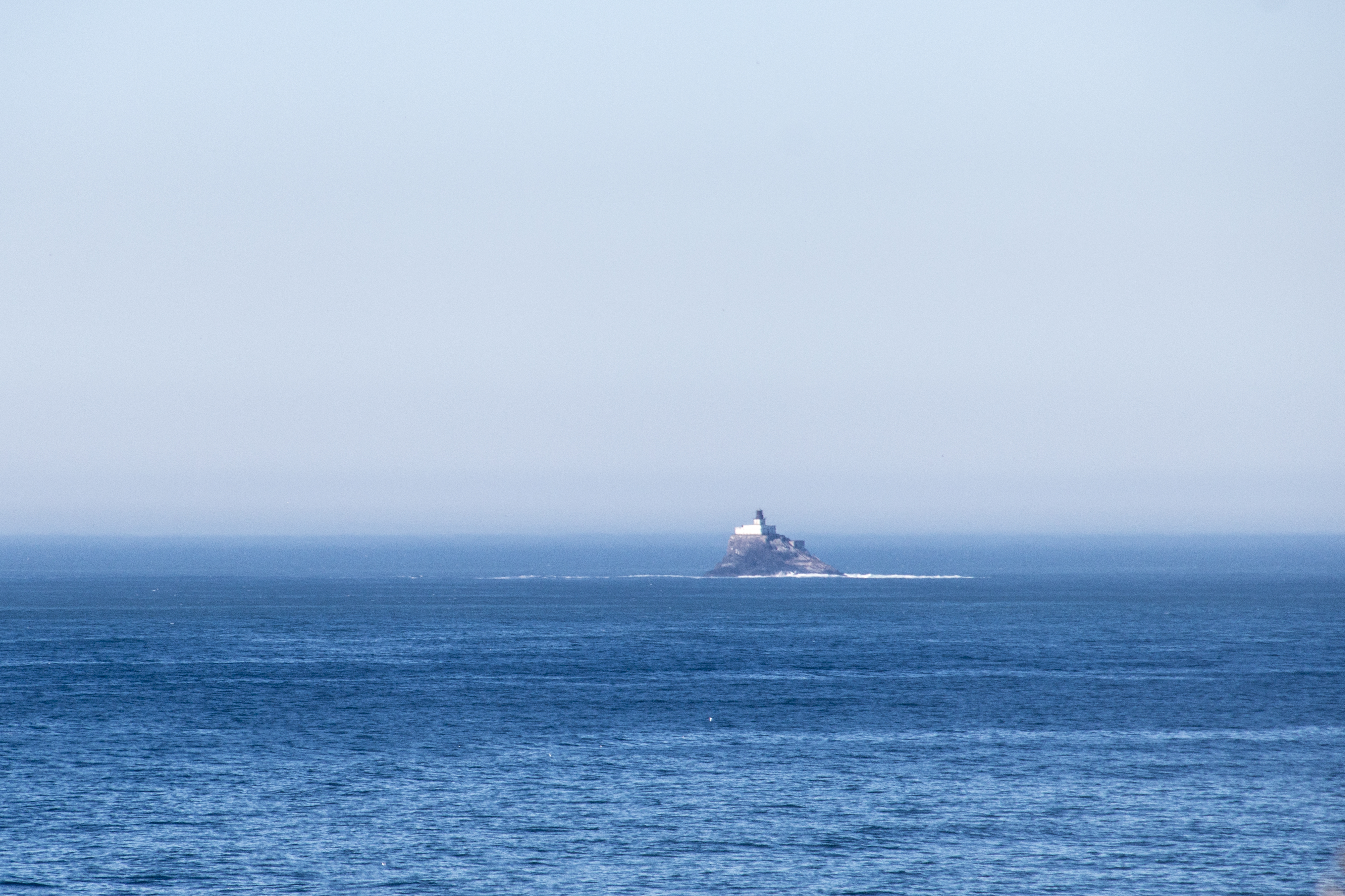 Tillamook rock lighthouse, oregon photo