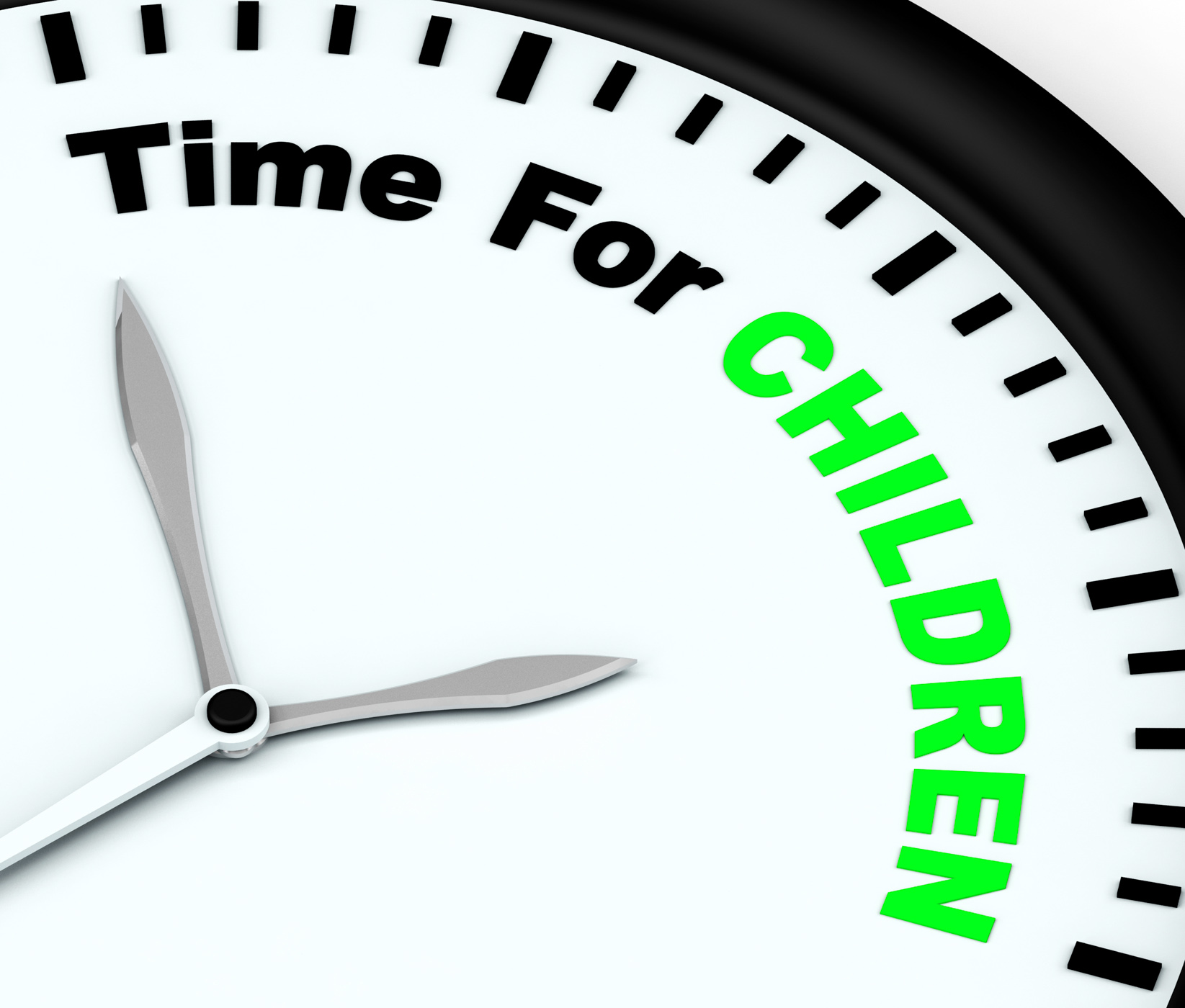 Time for children message meaning playtime or getting pregnant photo