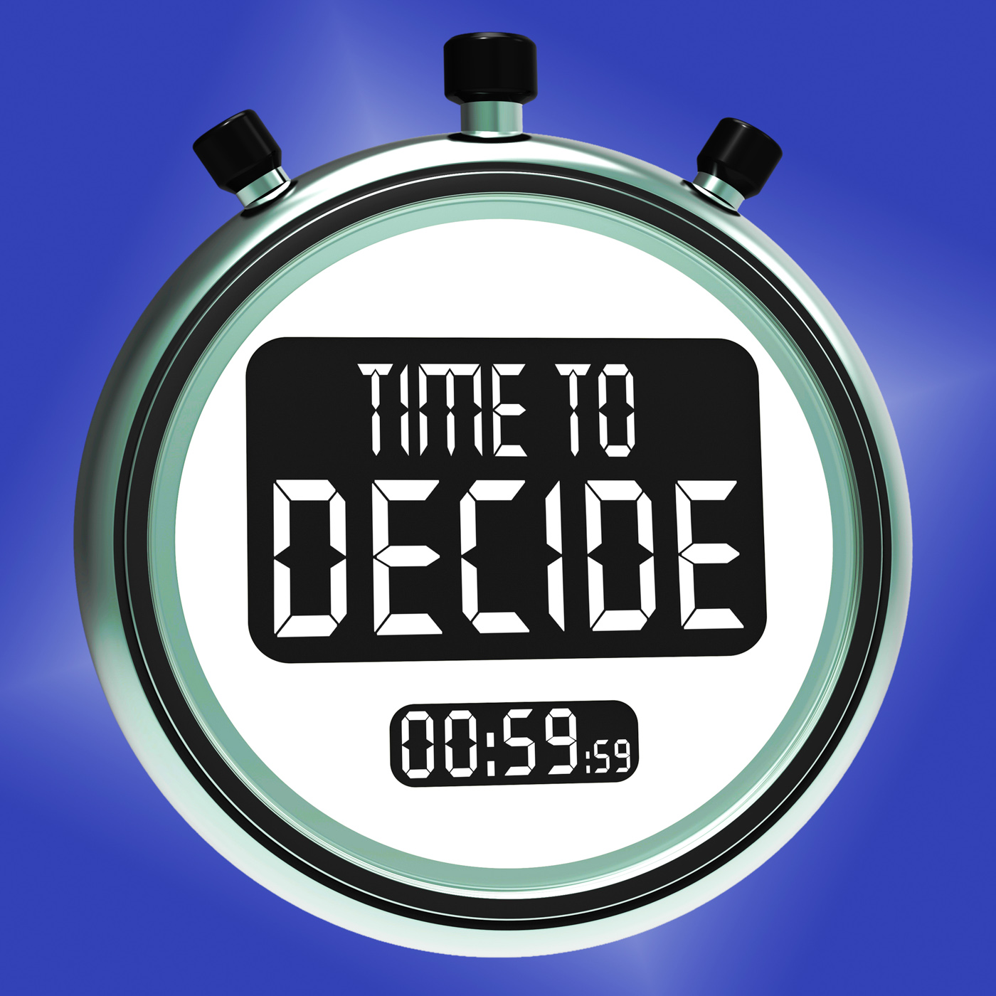 Time To Decide Message Means Decision And Choice, Choice, Choose, Choosing, Decide, HQ Photo