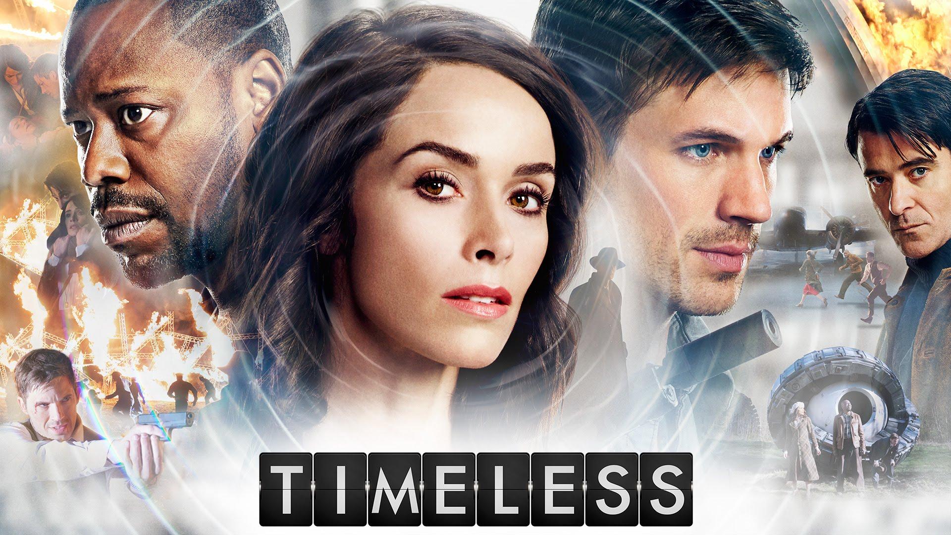 Timeless (NBC) Trailer HD - YouTube