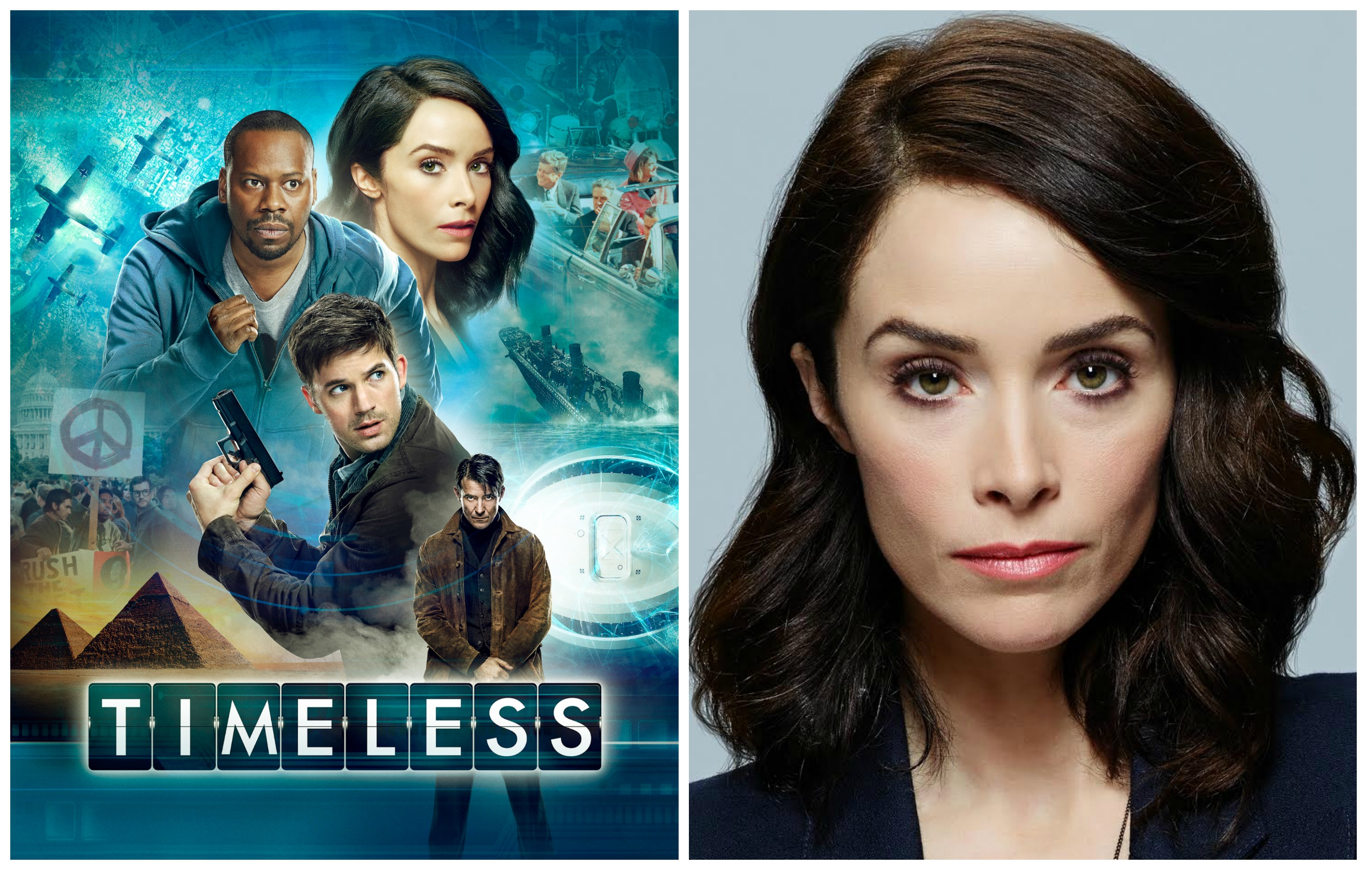 Interview: Abigal Spencer Leads with Her Intelligence as Lucy in ...