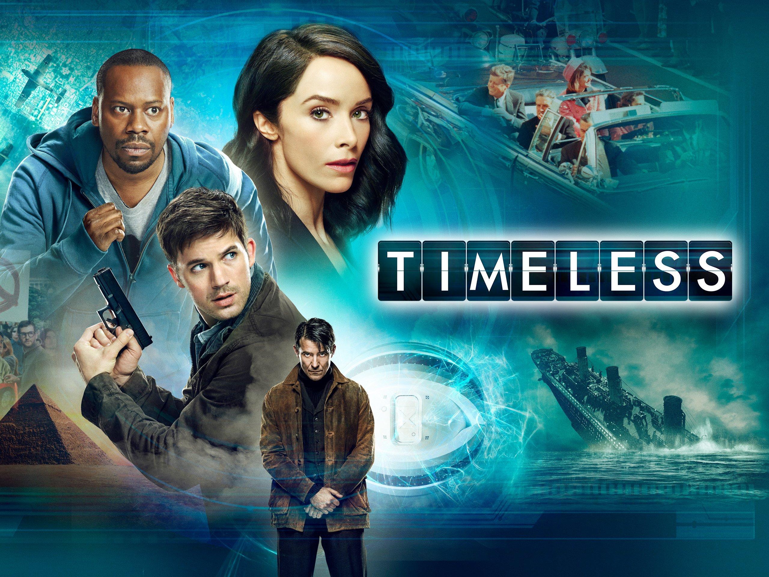 Amazon.com: Timeless - Season 1: Amazon Digital Services LLC