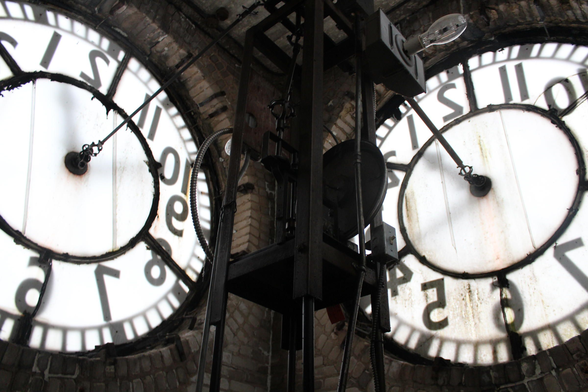 free photo timeless clock falls region range pretty