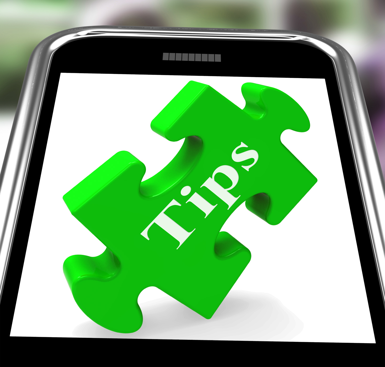 Tips Smartphone Shows Online Suggestions And Pointers, Advice, Prompt, Tips, Tip, HQ Photo