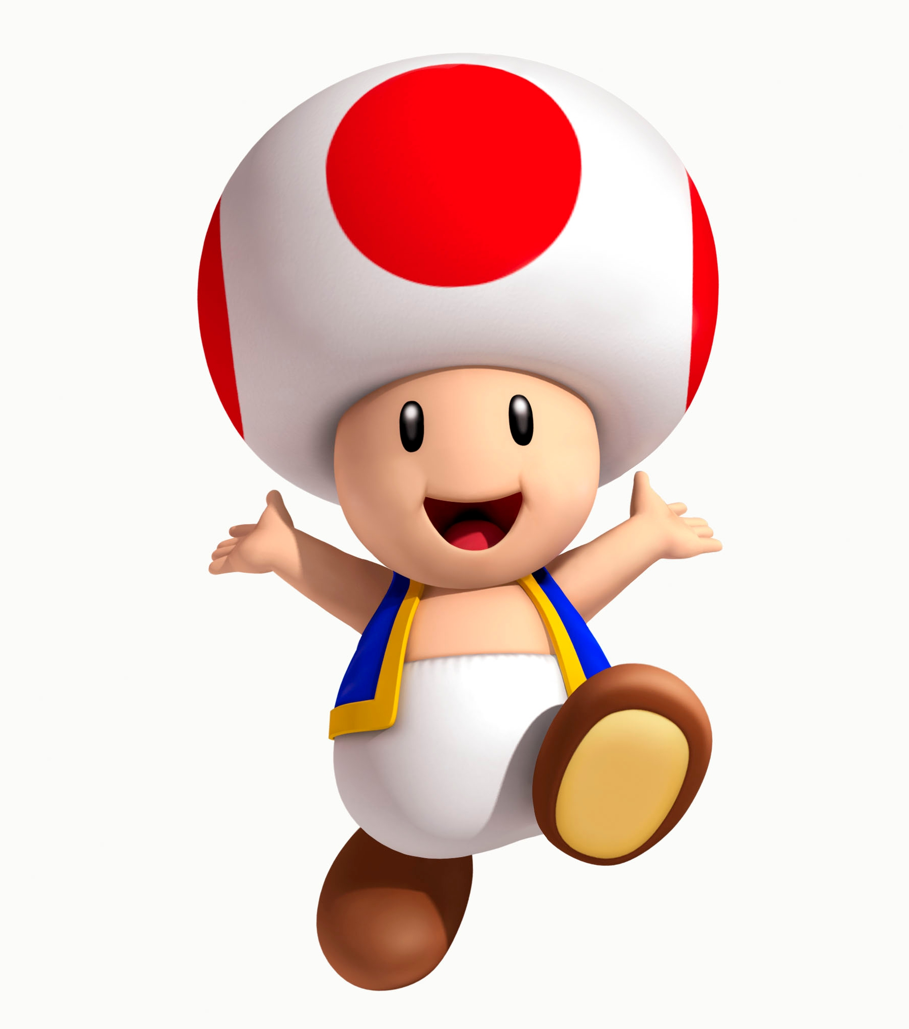 Toad (Super Mario Bros.) | Scratchpad | FANDOM powered by Wikia