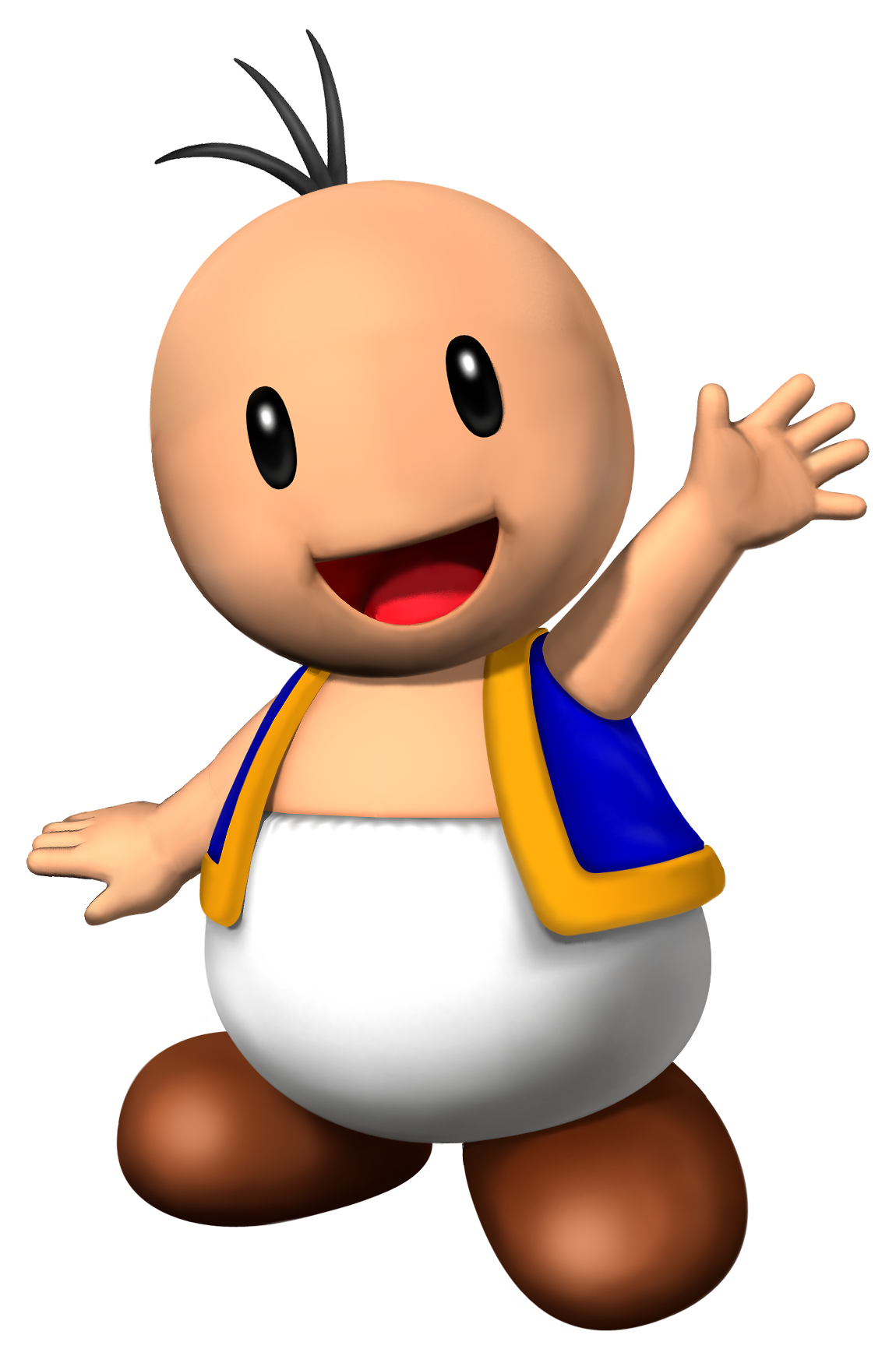 Bald Toad | Fantendo - Nintendo Fanon Wiki | FANDOM powered by Wikia
