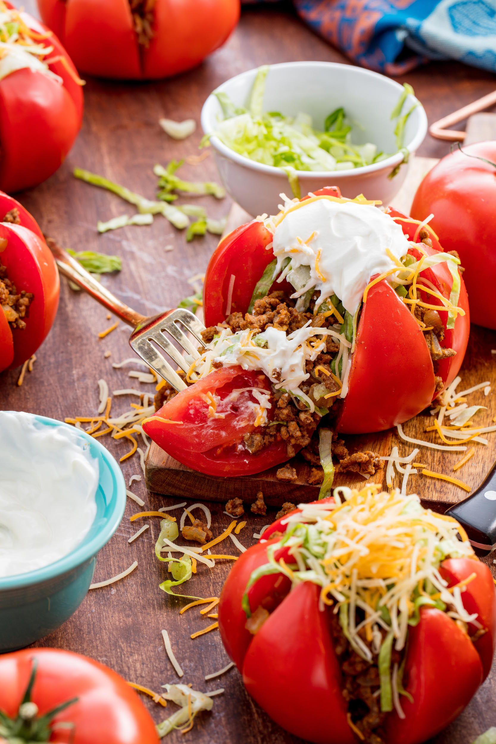Best Taco Tomatoes Recipe - How to Make Taco Tomatoes