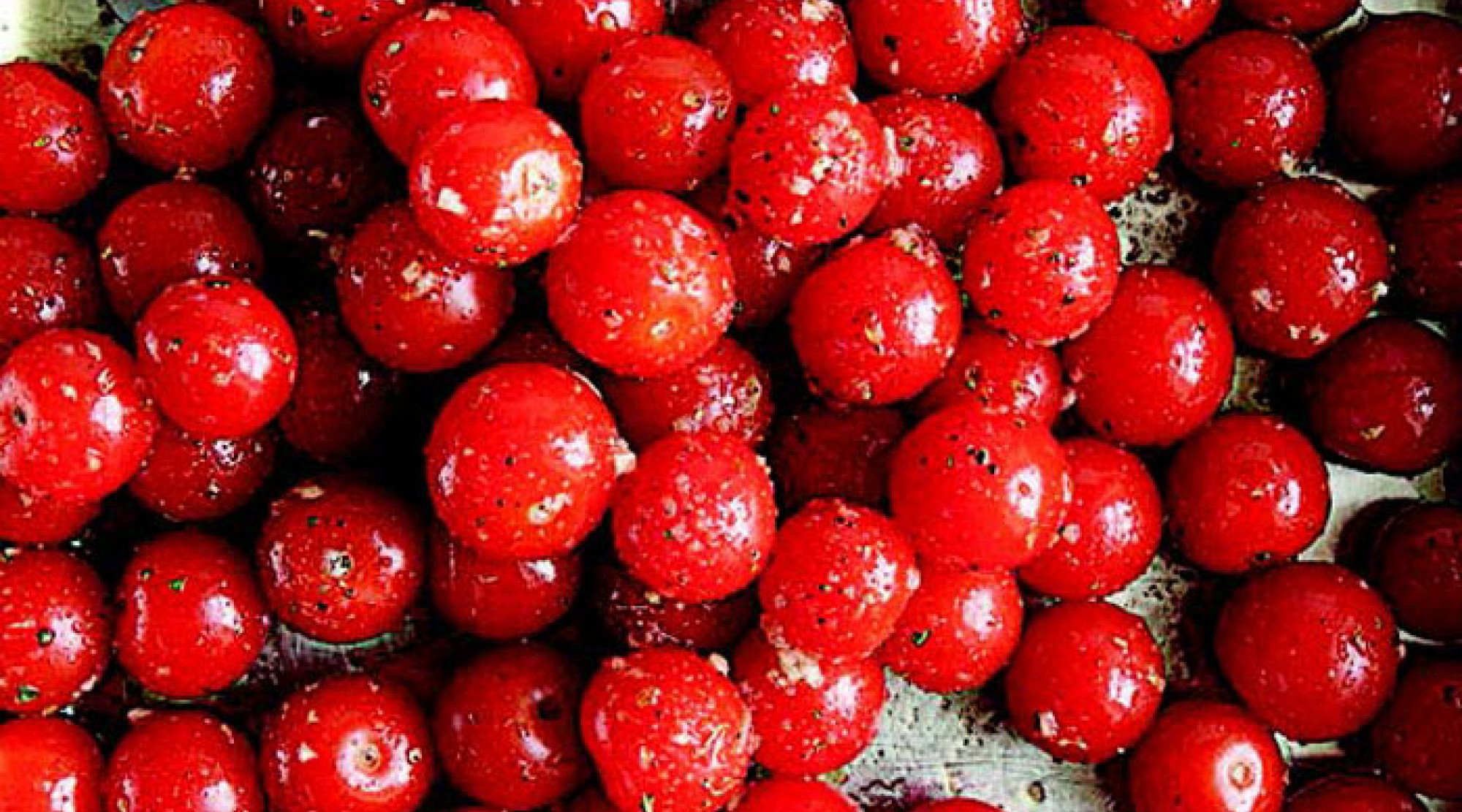 Roasted Cherry Tomatoes | The Splendid Table