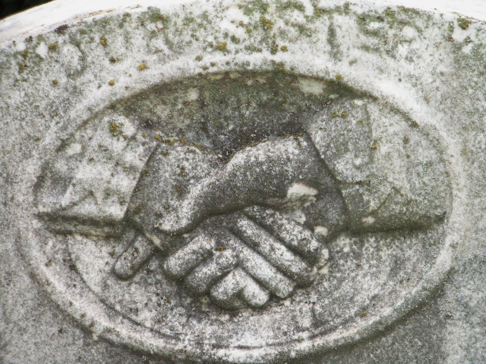 Engraved: : The Final Handshake