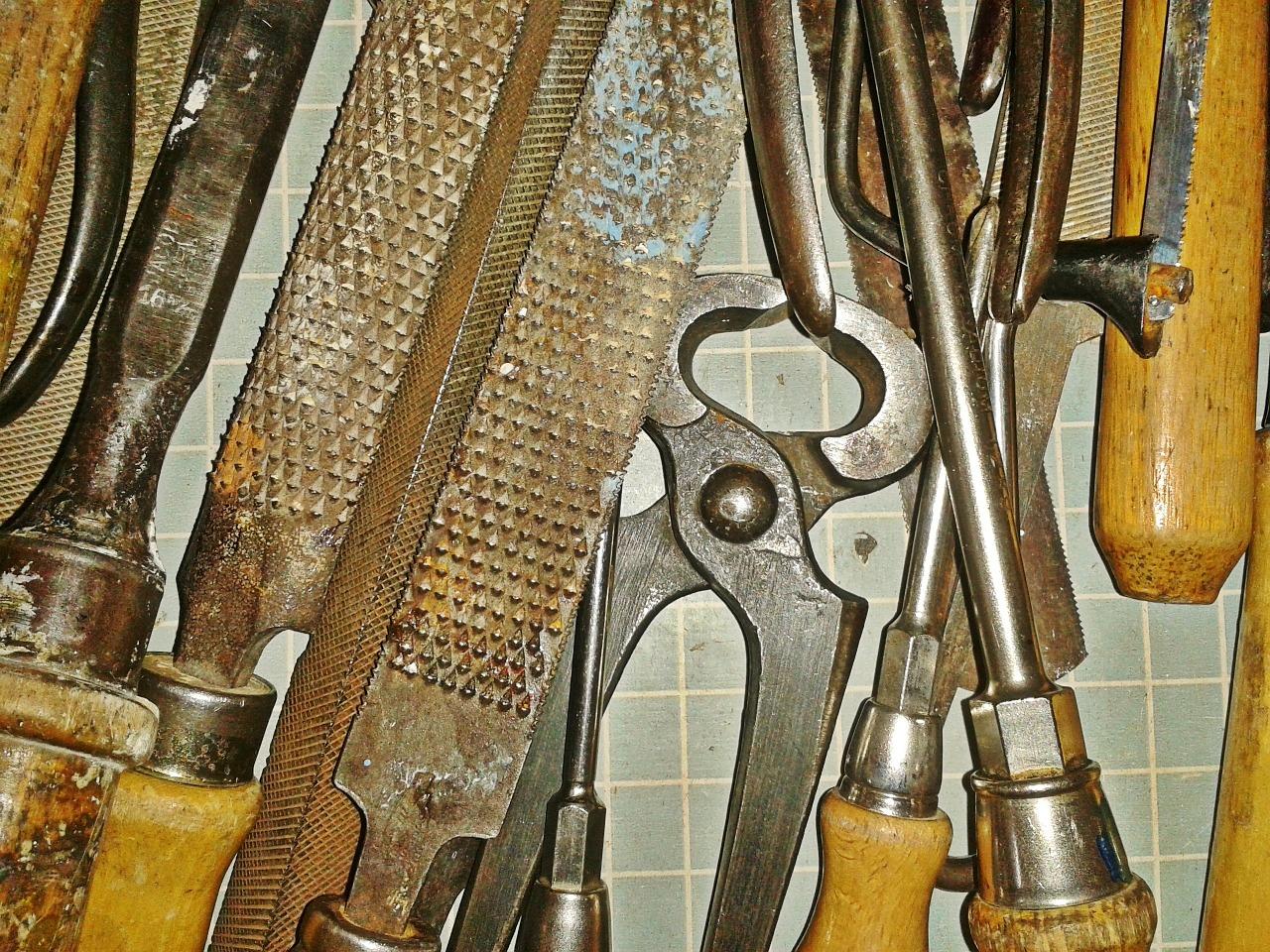 Tools, Mechanic, Metal, Object, Tool, HQ Photo