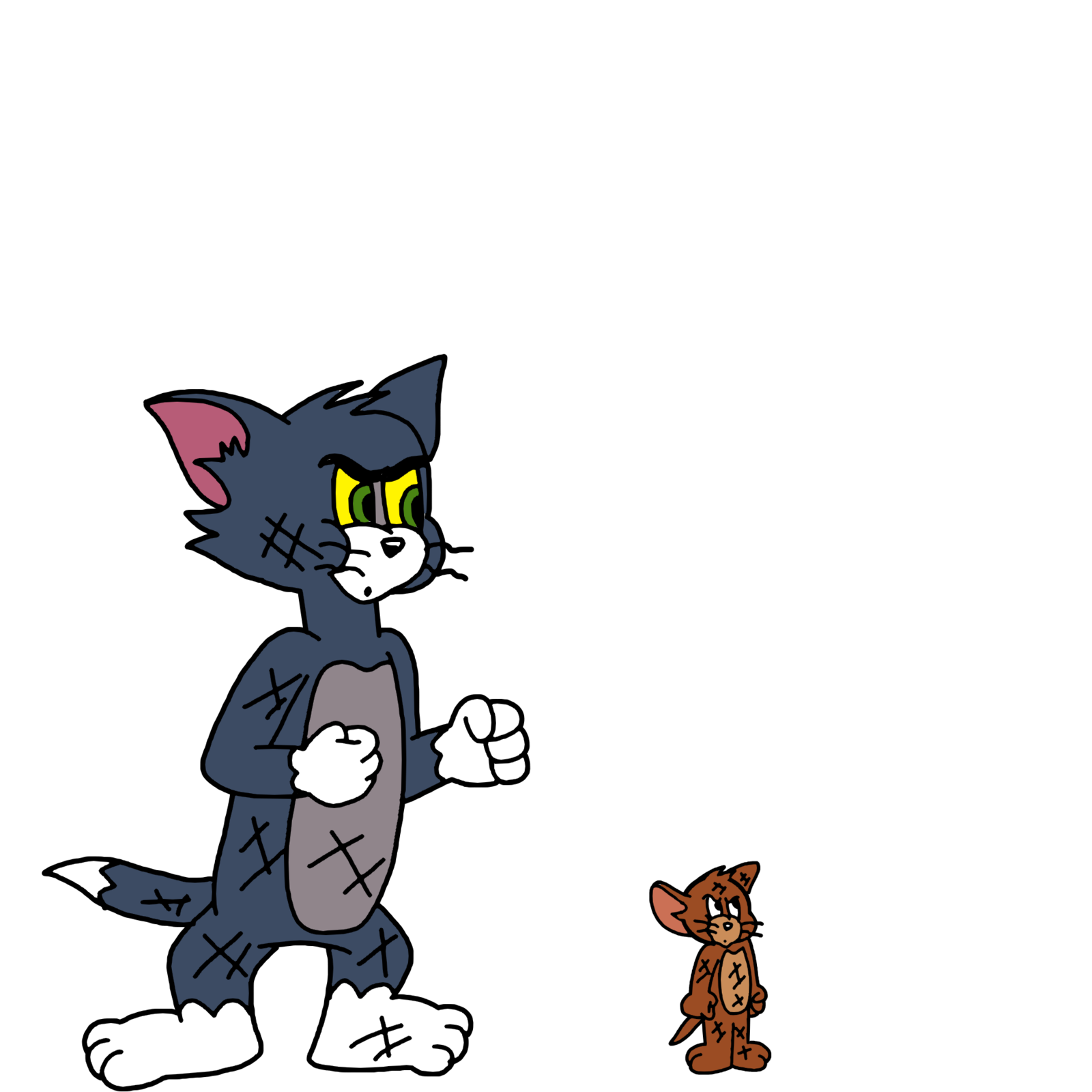 Toon Armageddon - Tom and Jerry by MarcosPower1996 on DeviantArt