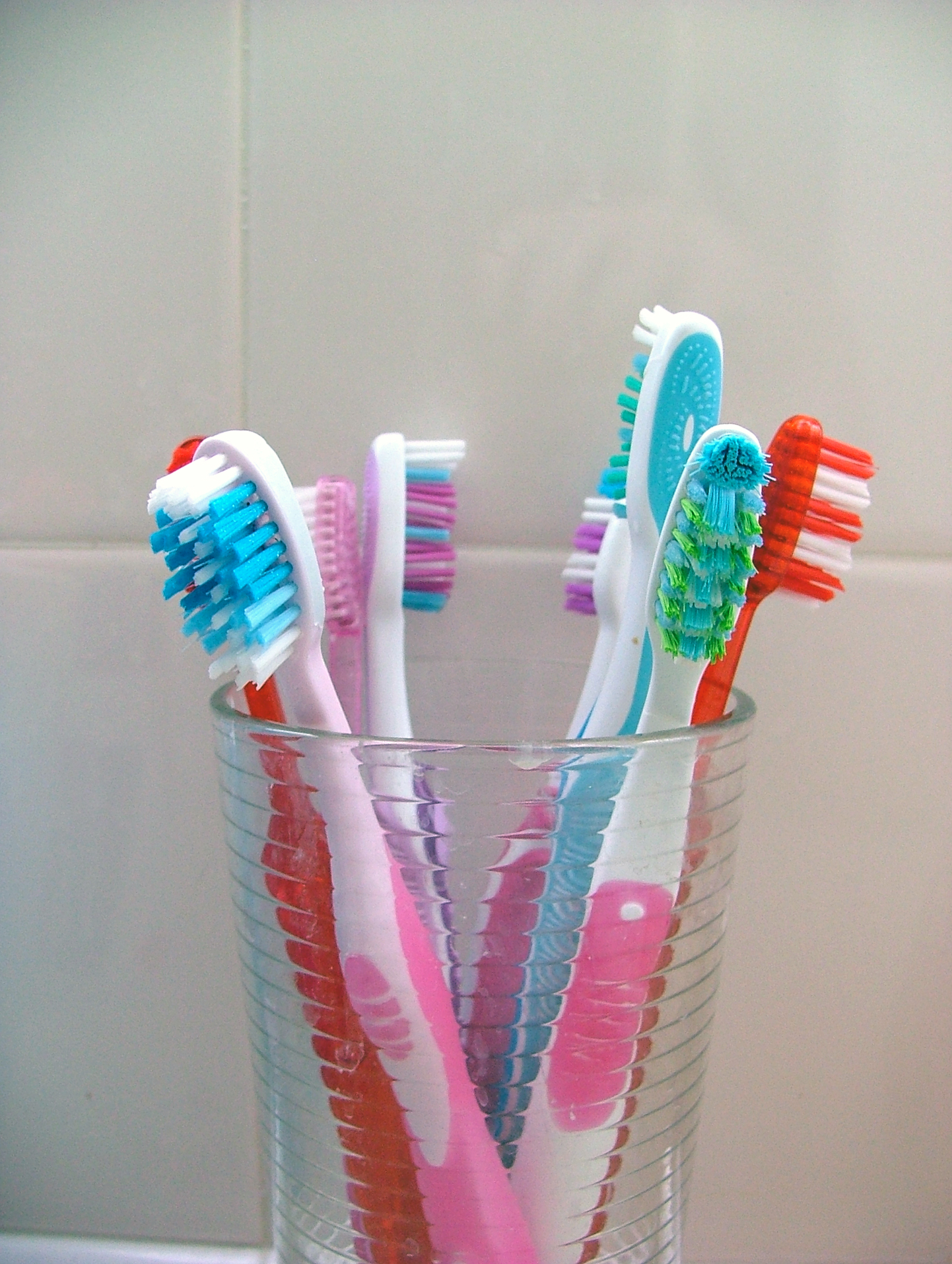 Toothbrushes photo