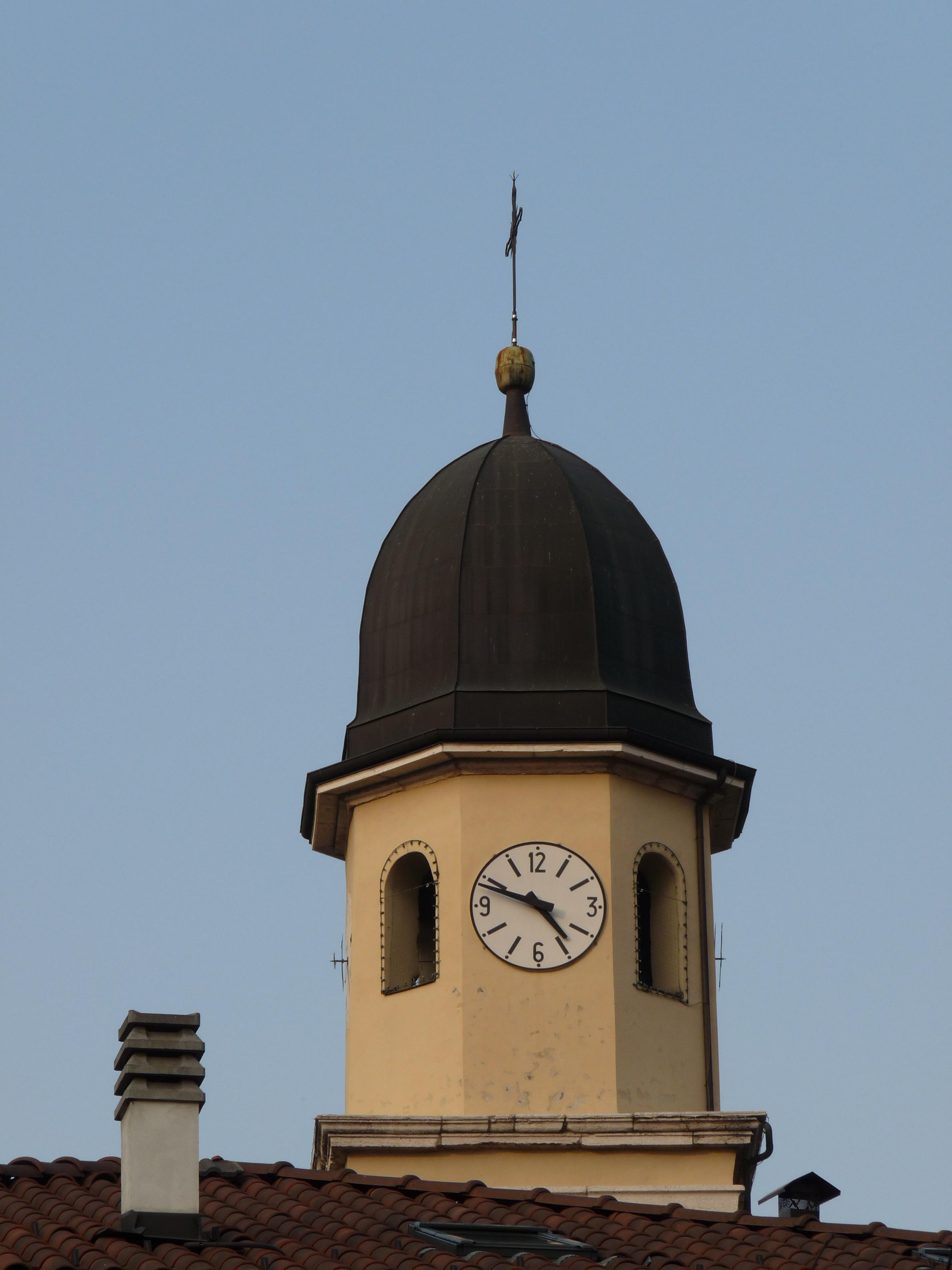 Top of church photo