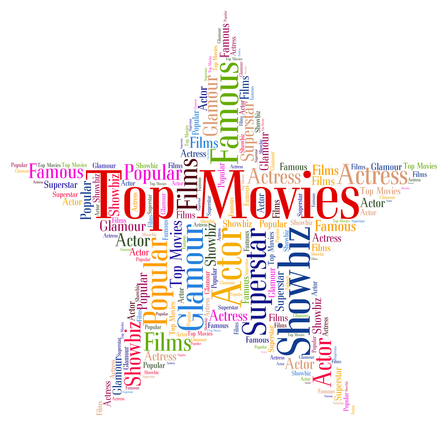 Top rated shows hollywood movies and entertainment photo