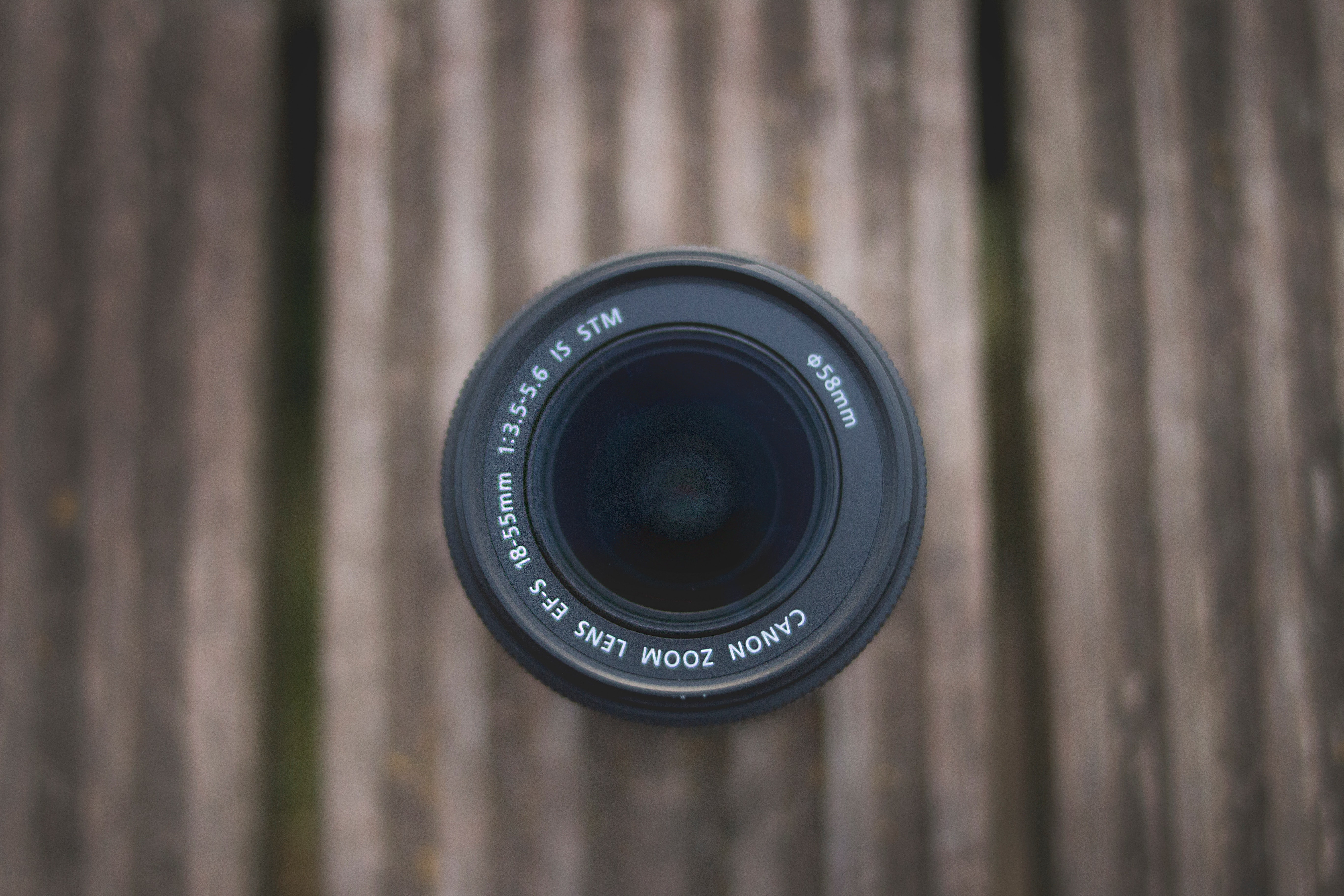 Free Photo Top View Photography Of Canon Dslr Camera Lens Blur Canon Close Up Free Download Jooinn