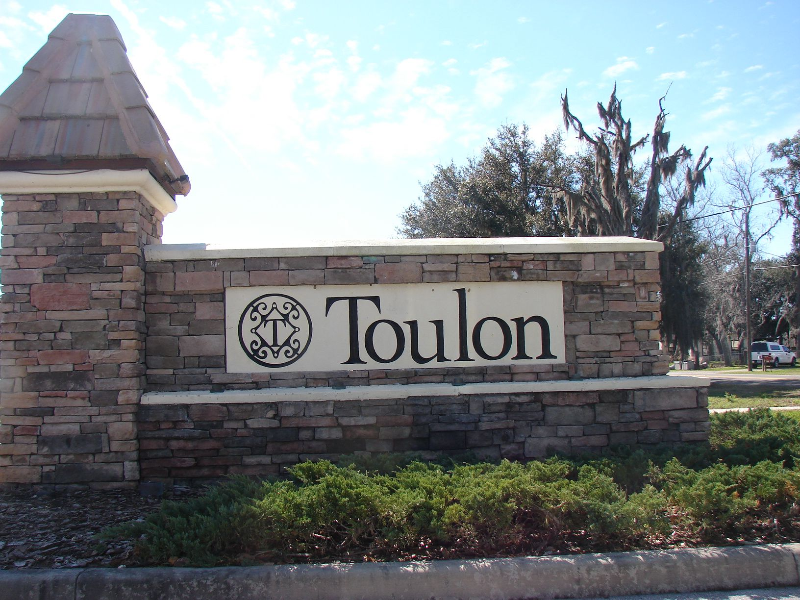 Welcome to Toulon. Luxury gated community of new homes located in ...