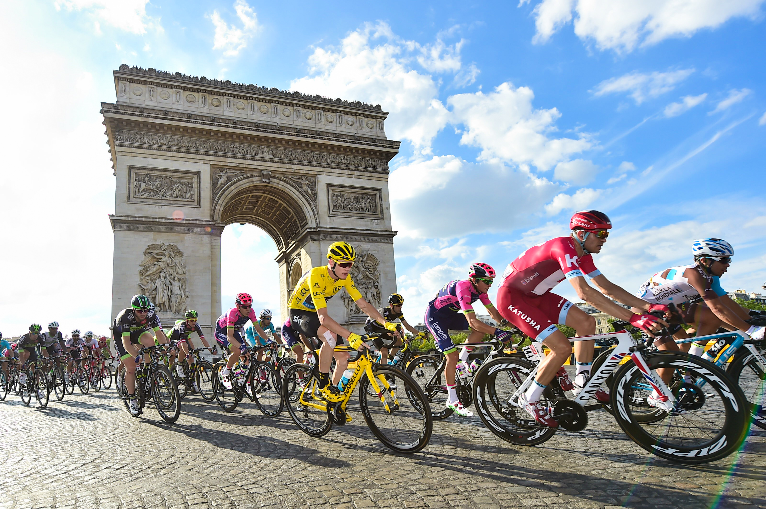 Tour De France Tours Non Cycling