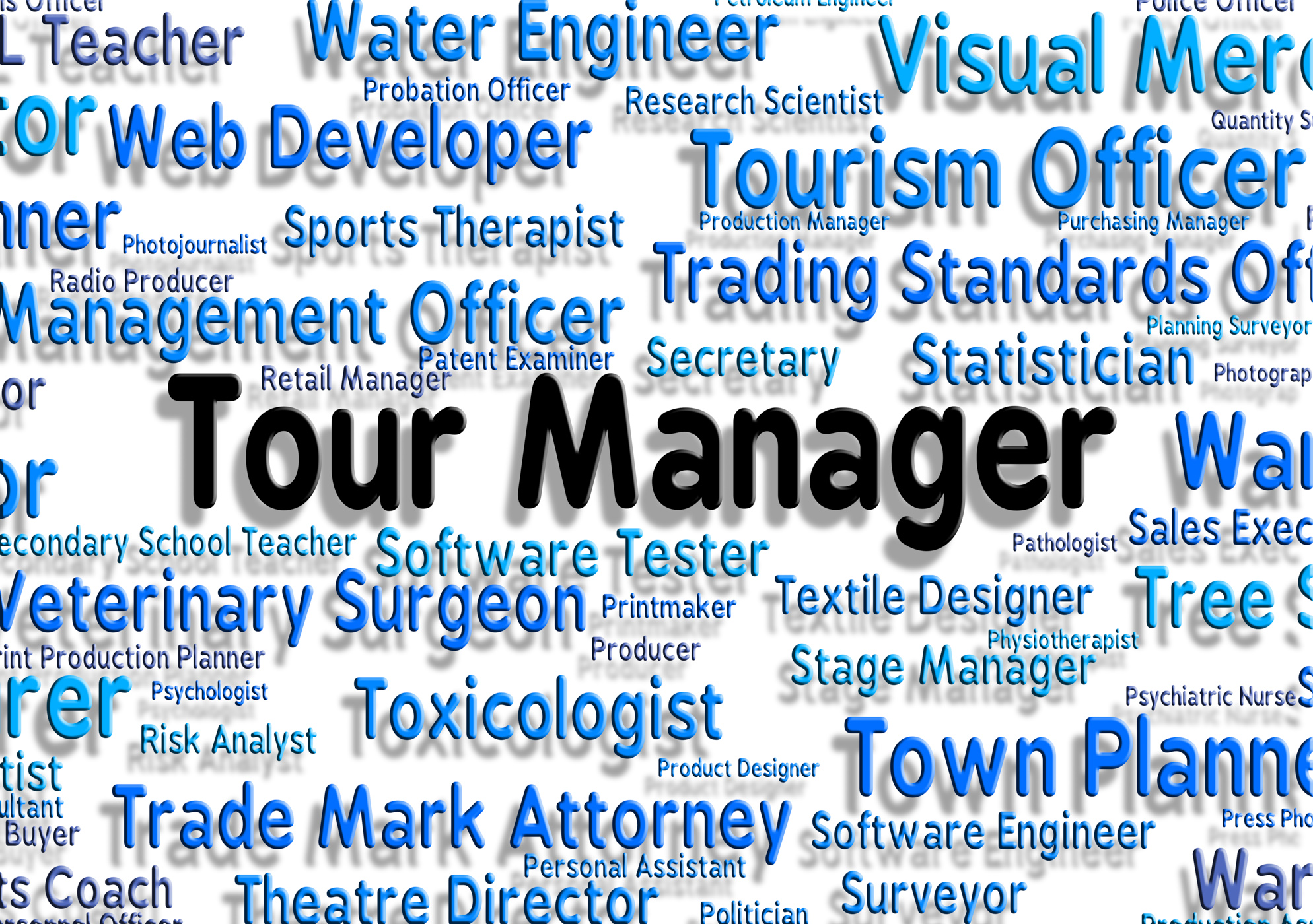 Tour Manager Represents Vacation Management And Hiring, Administrator, Travel, Principal, Proprietor, HQ Photo