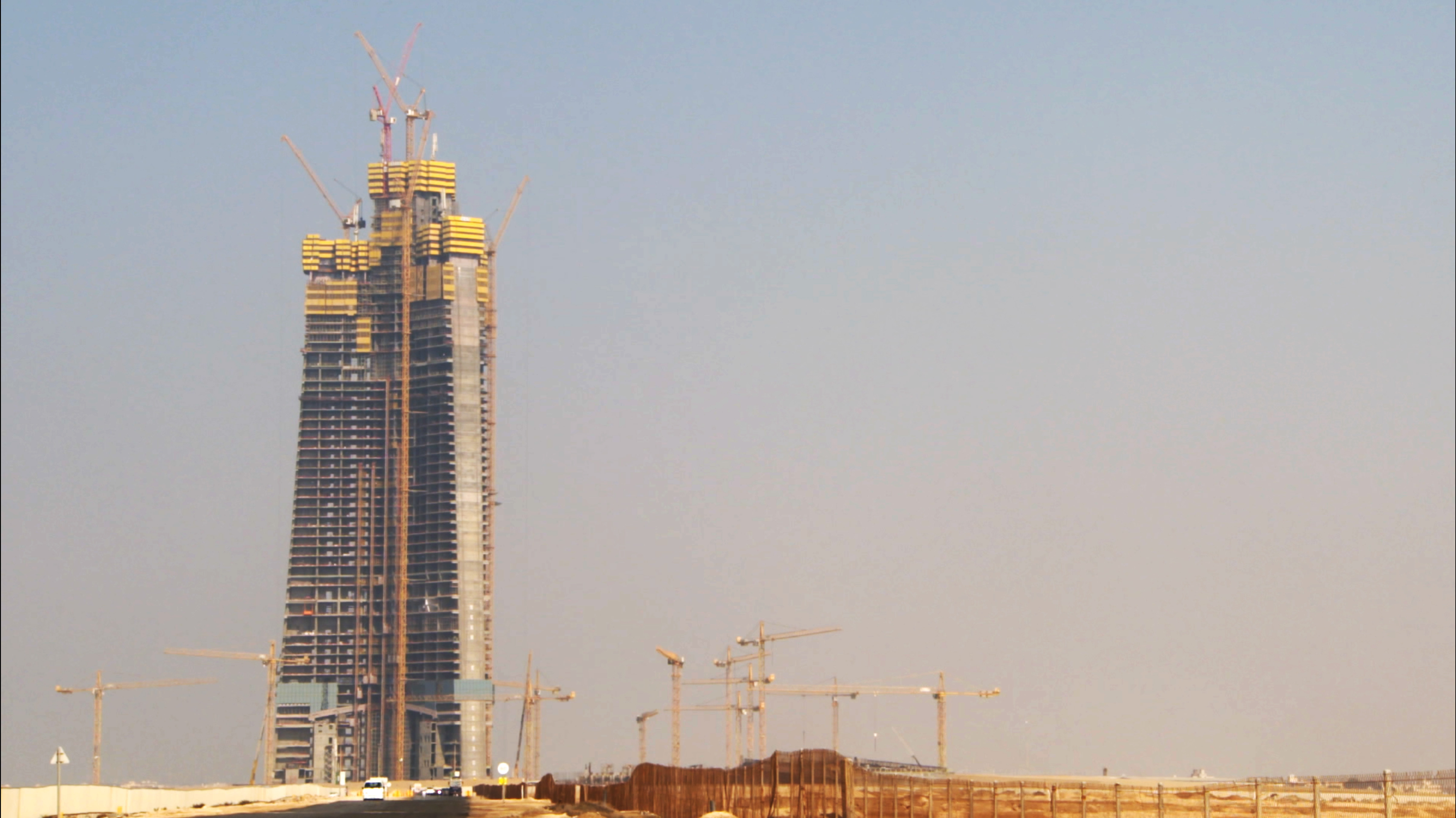 The tallest building in the world, Jeddah Tower, is set to open in ...