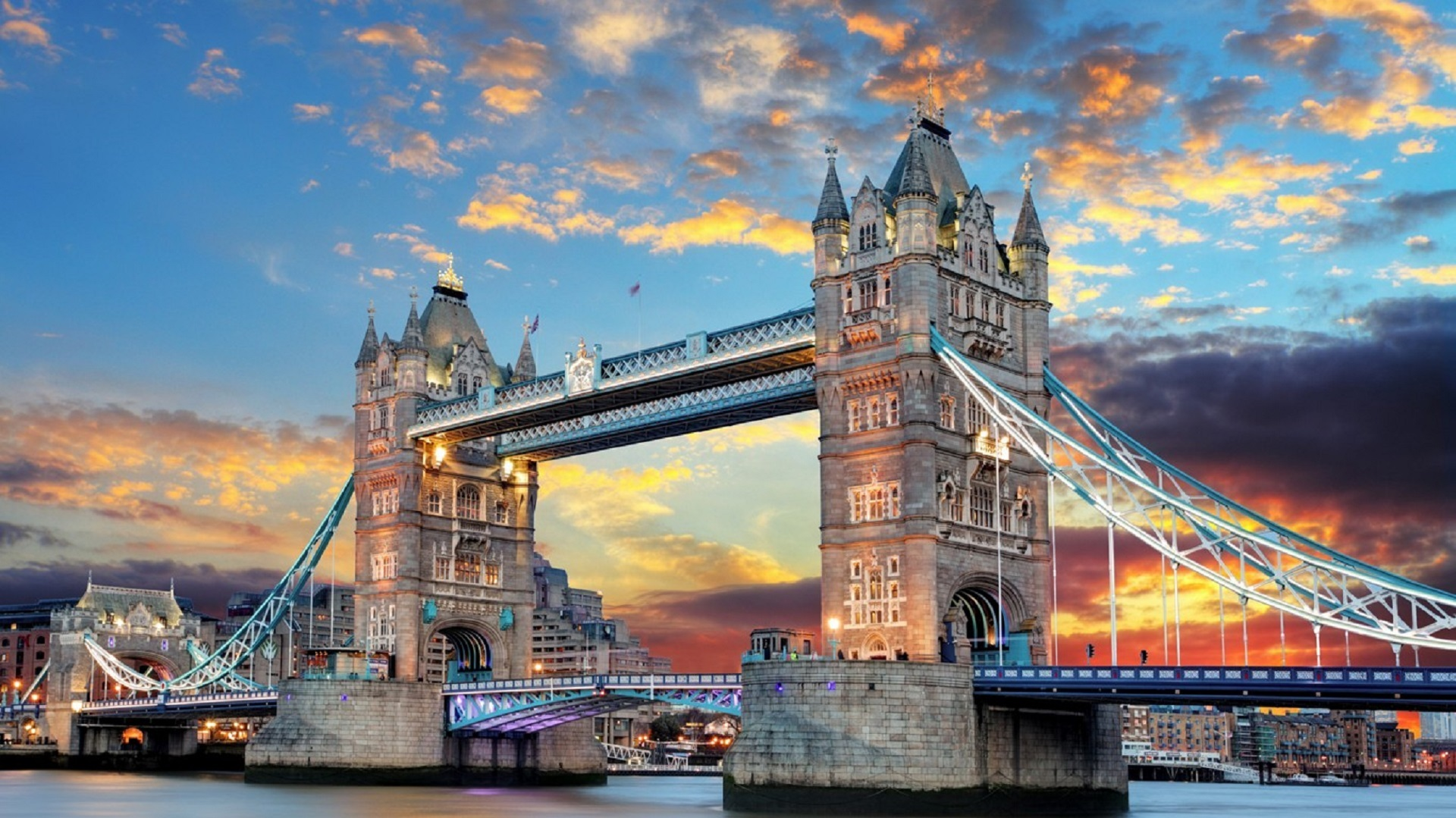 Tower Bridge, Architecture, Bridge, City, Construction, HQ Photo