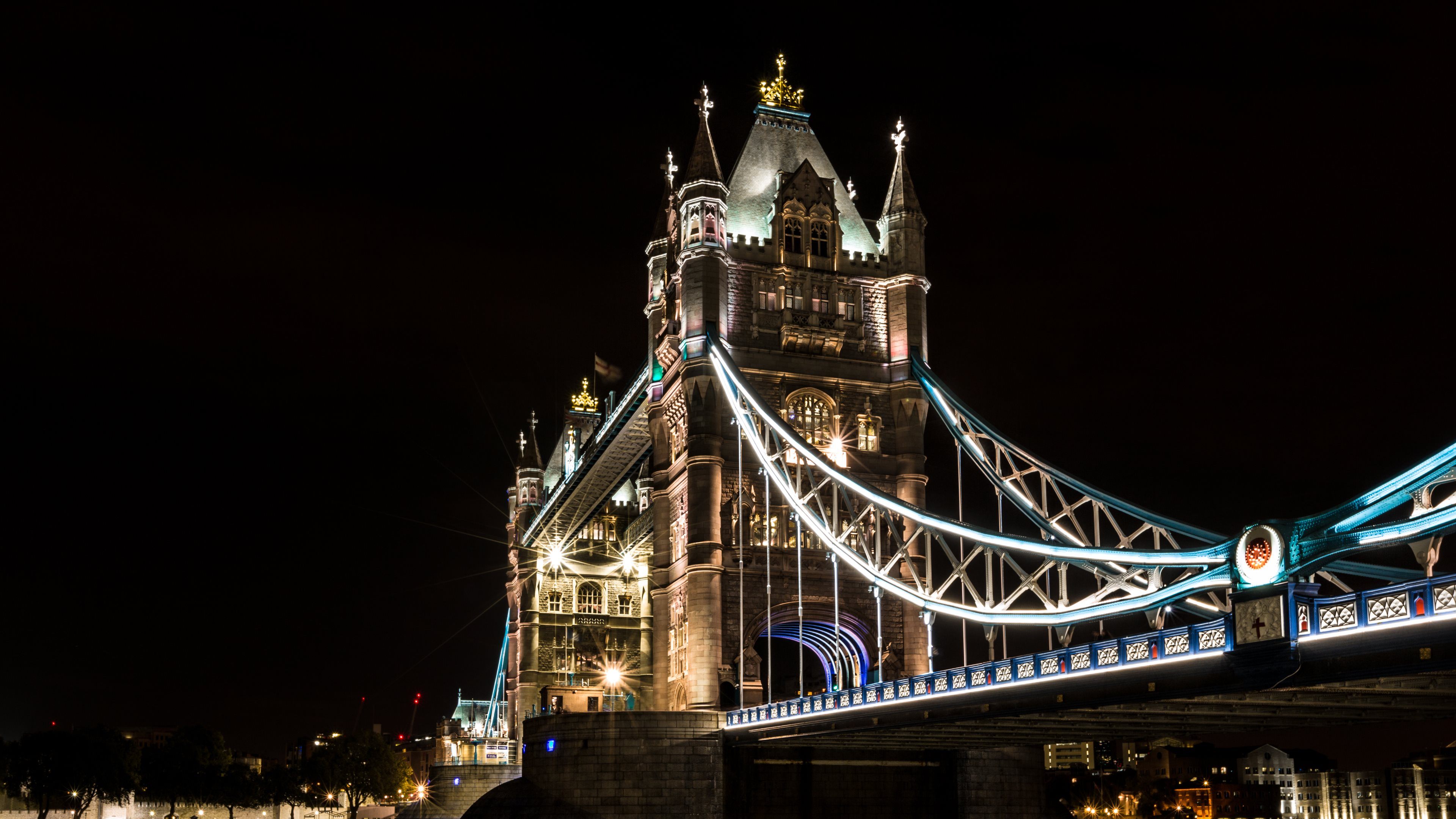 95 Tower Bridge HD Wallpapers | Background Images - Wallpaper Abyss