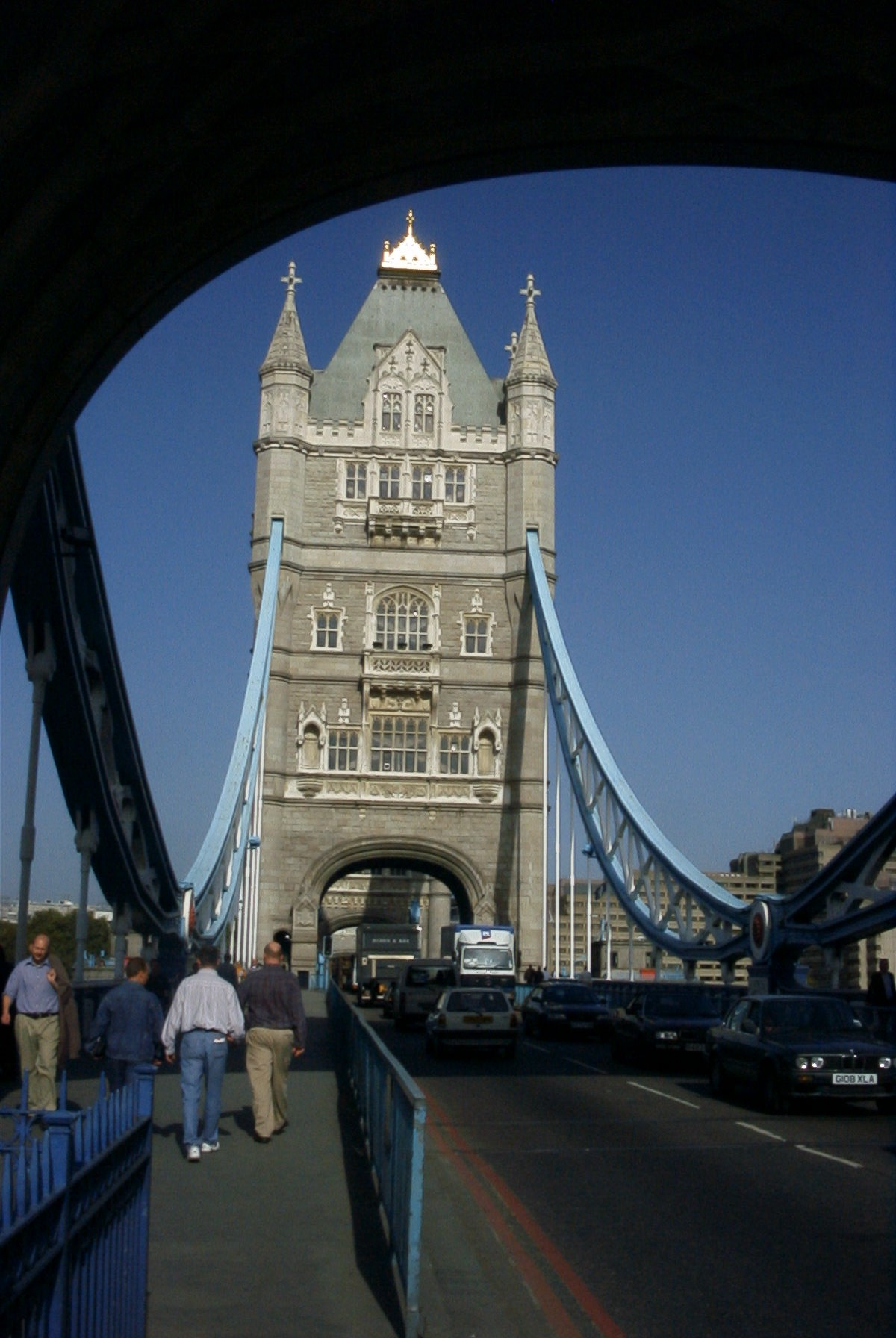 Tower Bridge - Fairfield Control Systems