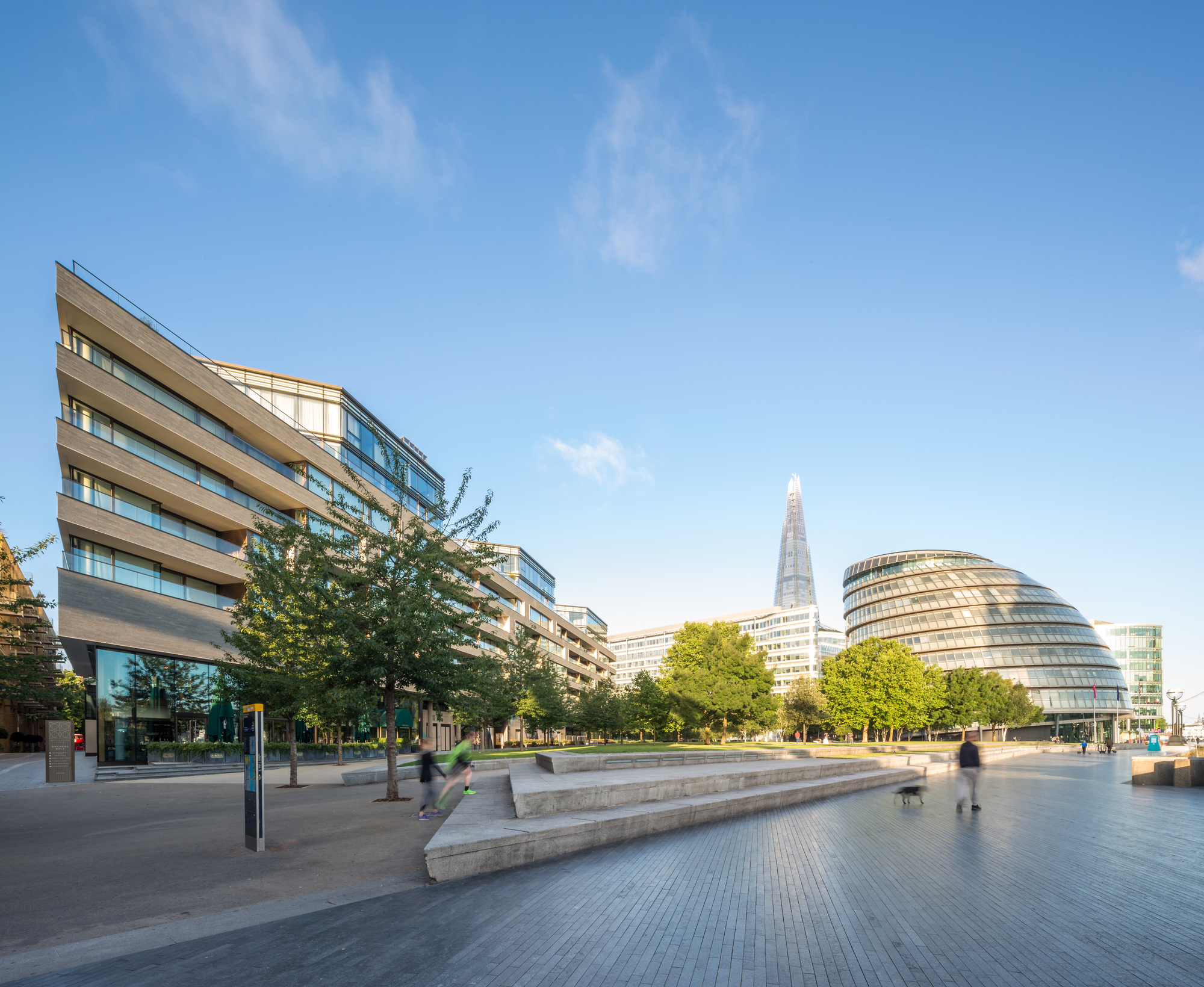 One Tower Bridge / Squire and Partners | ArchDaily