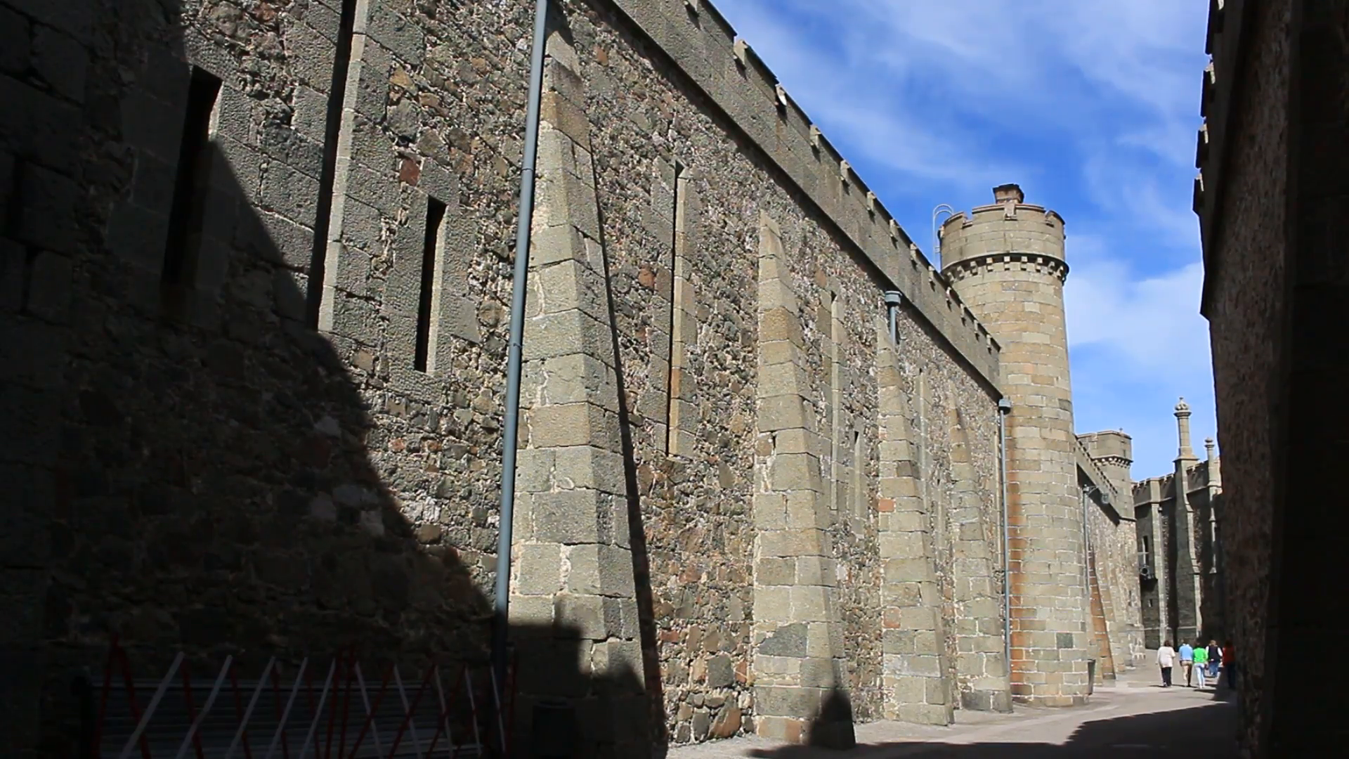 Tower walls photo