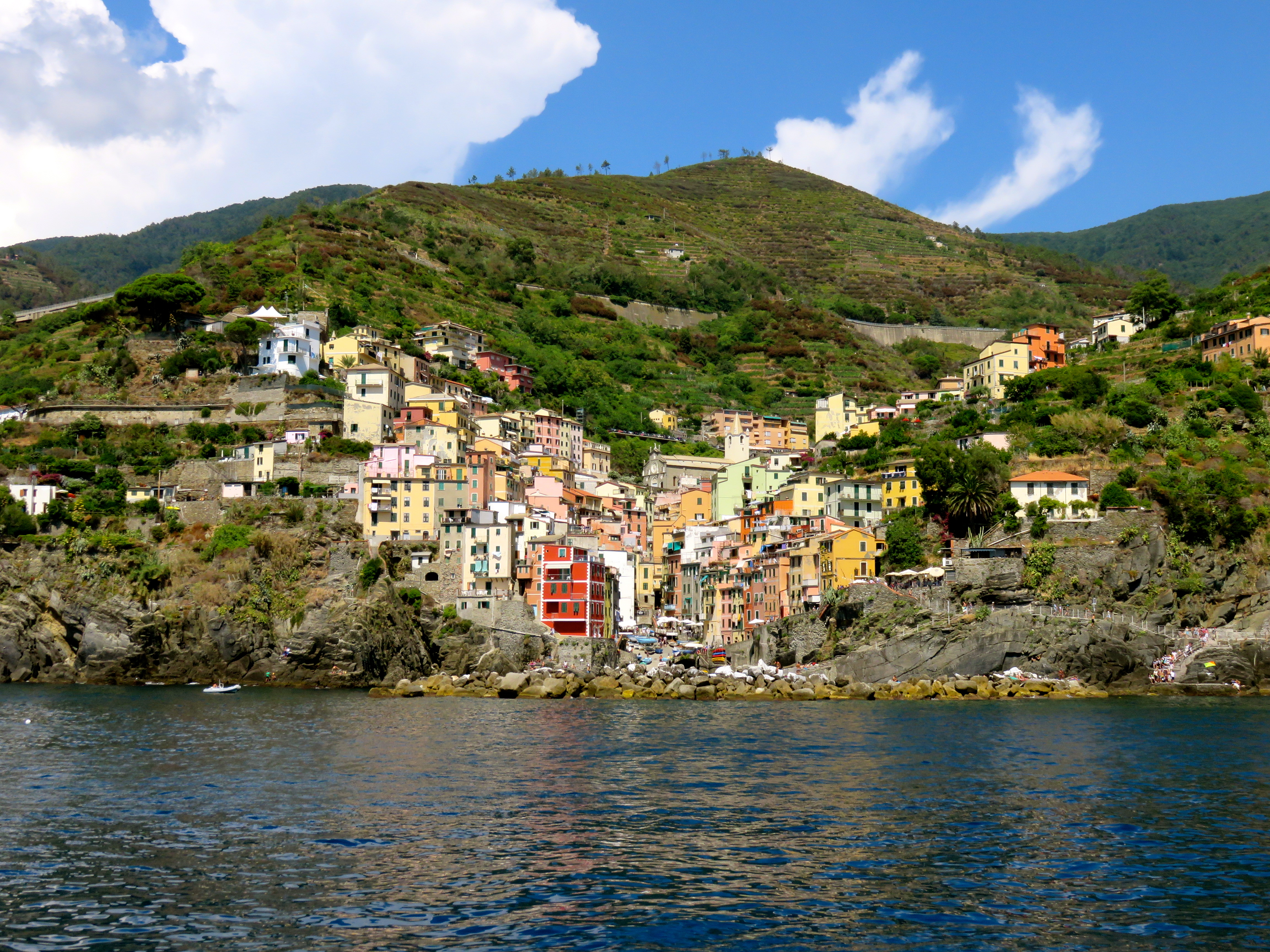 Photo Post: Cinque Terre-5 of Italy's Most Gorgeous Coastal Towns ...