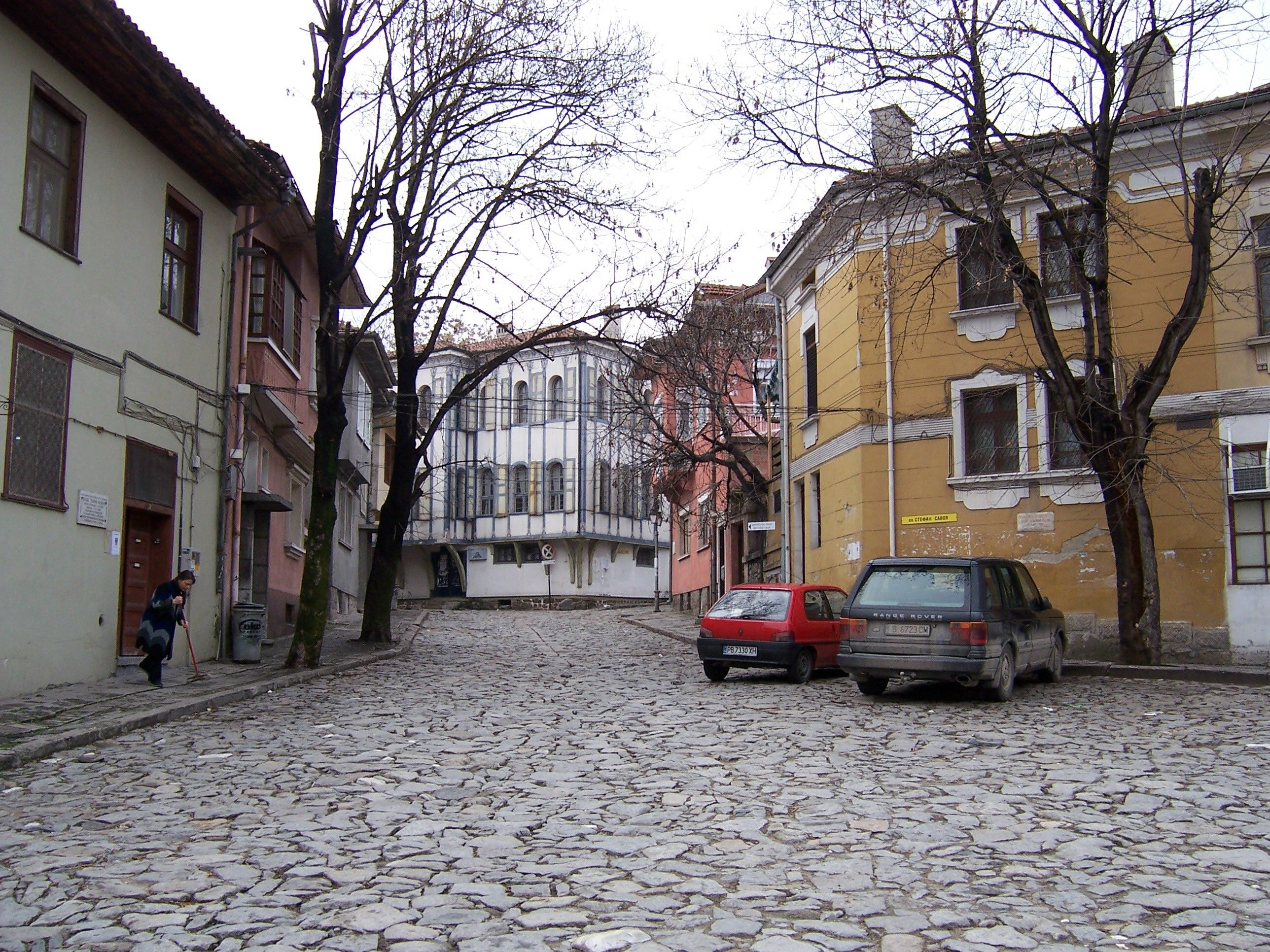 Town Scene - http://wallpaperzoo.com/town-scene-6826.html #Town ...