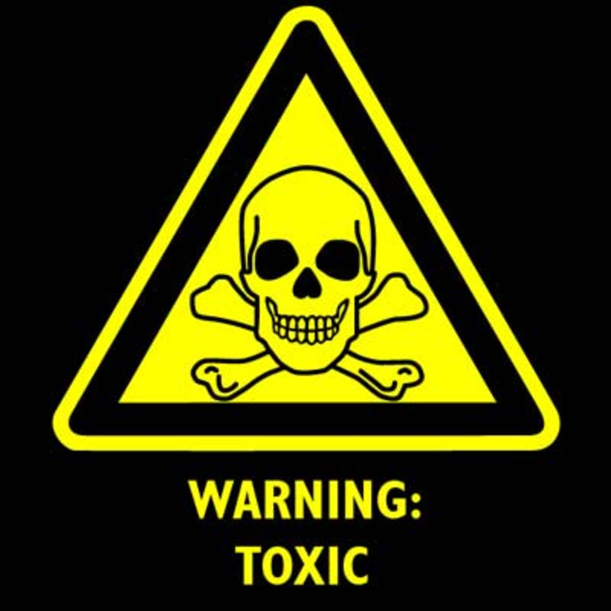 Free Photo  Toxic - Green  Poison  Sign