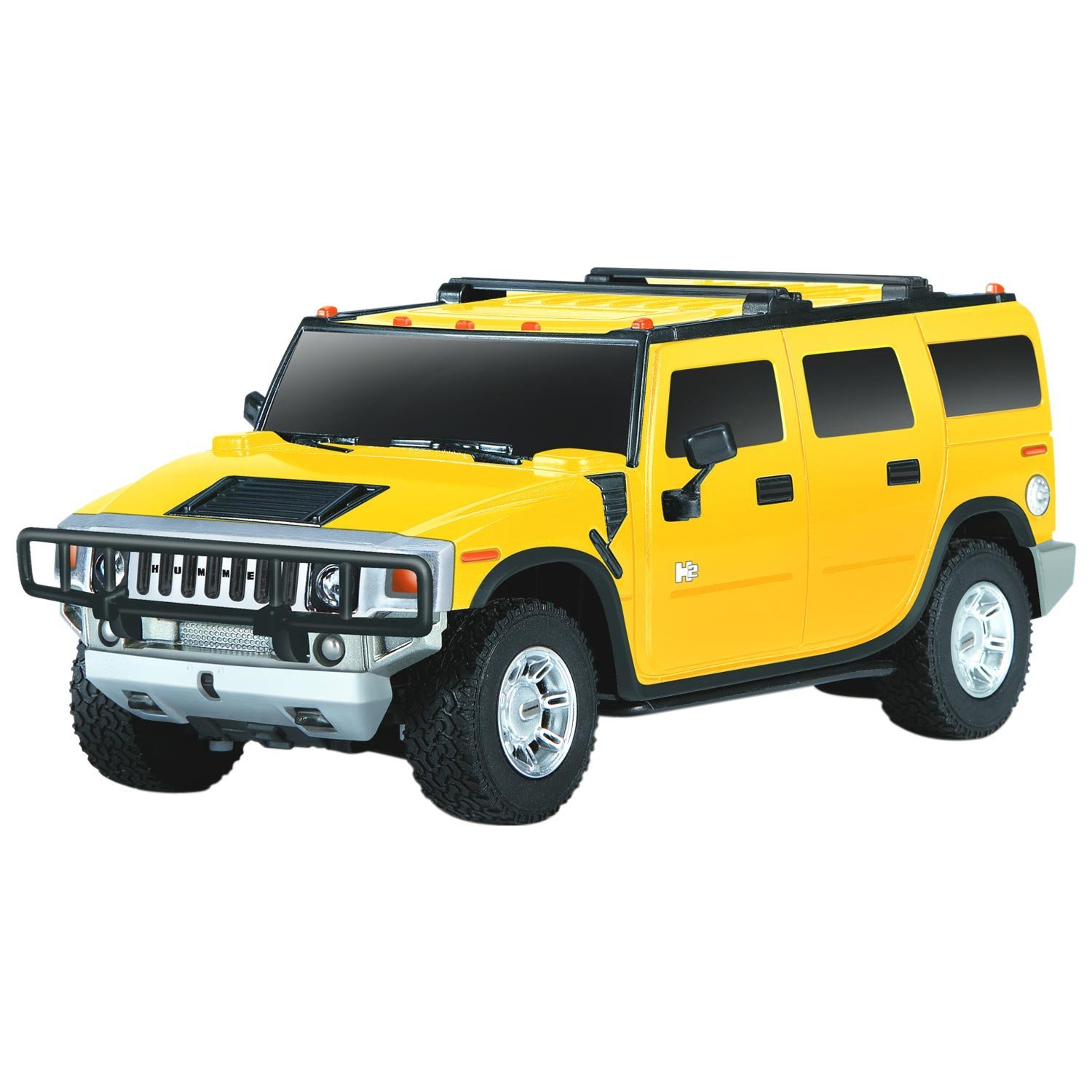 Buy Rastar 1:27 Hummer H2 Suv R/C Online at Low Prices in India ...