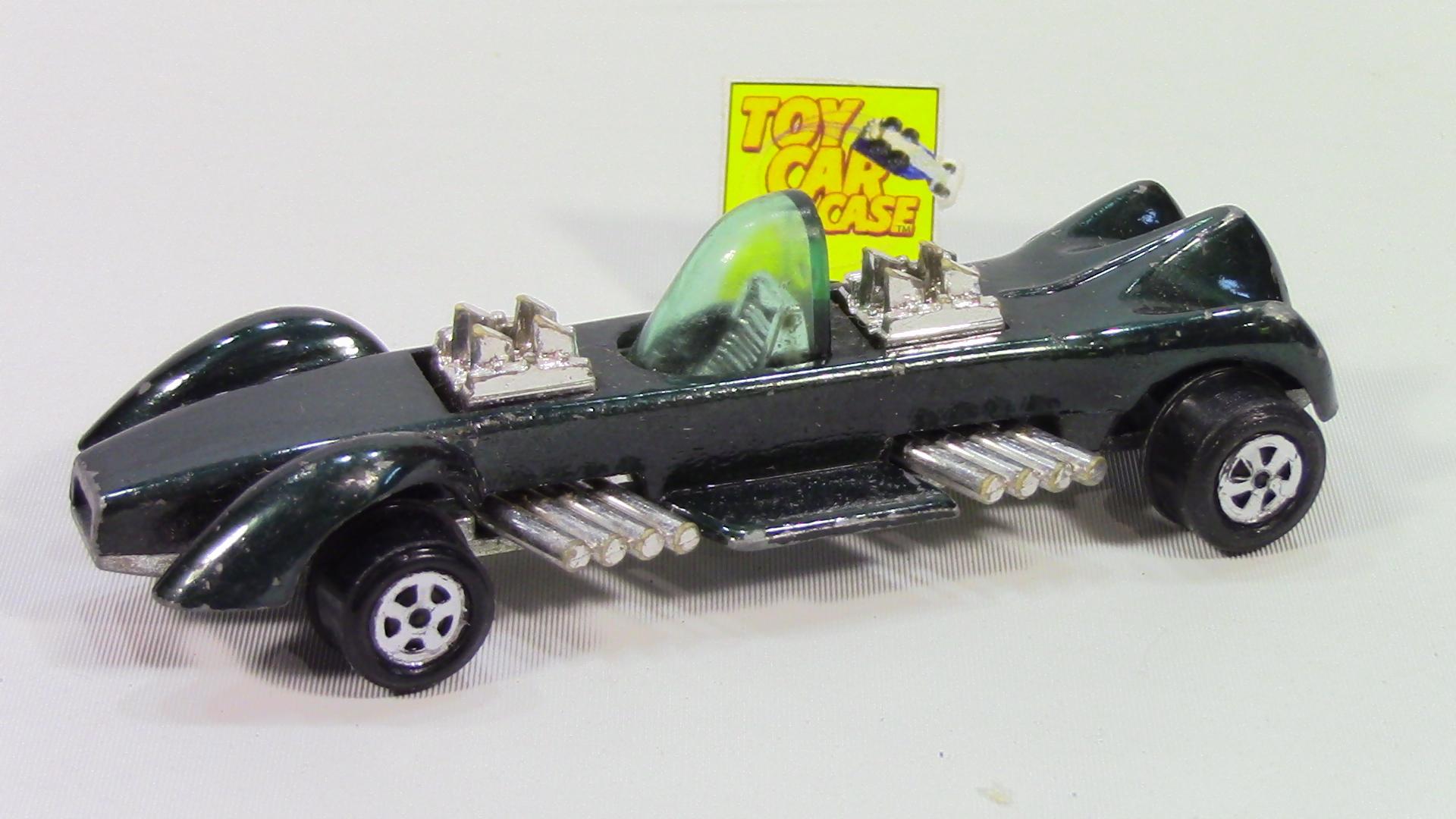 Johnny Lightning   Toy Car Case