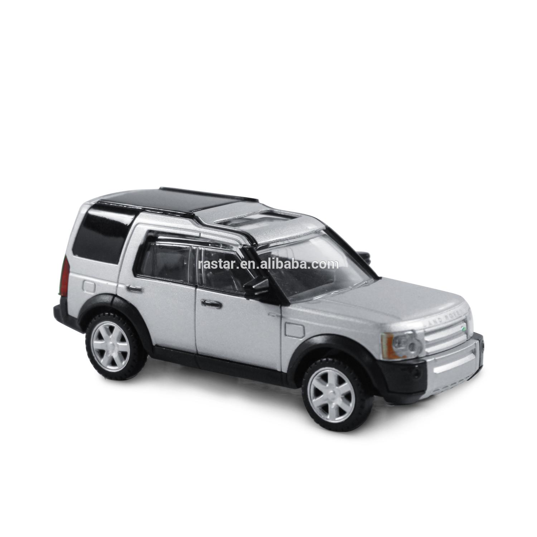 Rastar 1:43 Die Cast Toy Car Land Rover Lr3 Model Car - Buy Die Cast ...