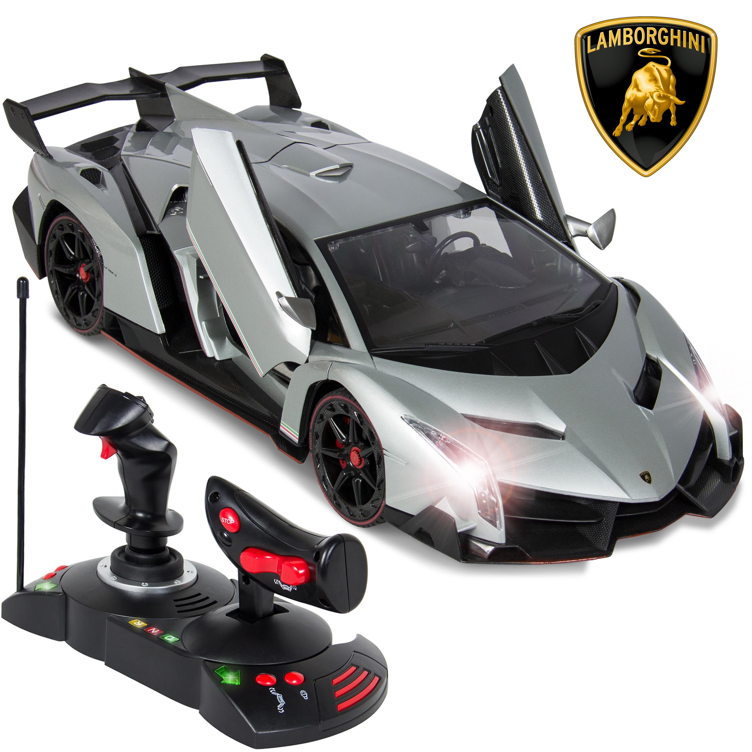 1/14 Scale RC Lamborghini Veneno Gravity Sensor Radio Remote Control ...