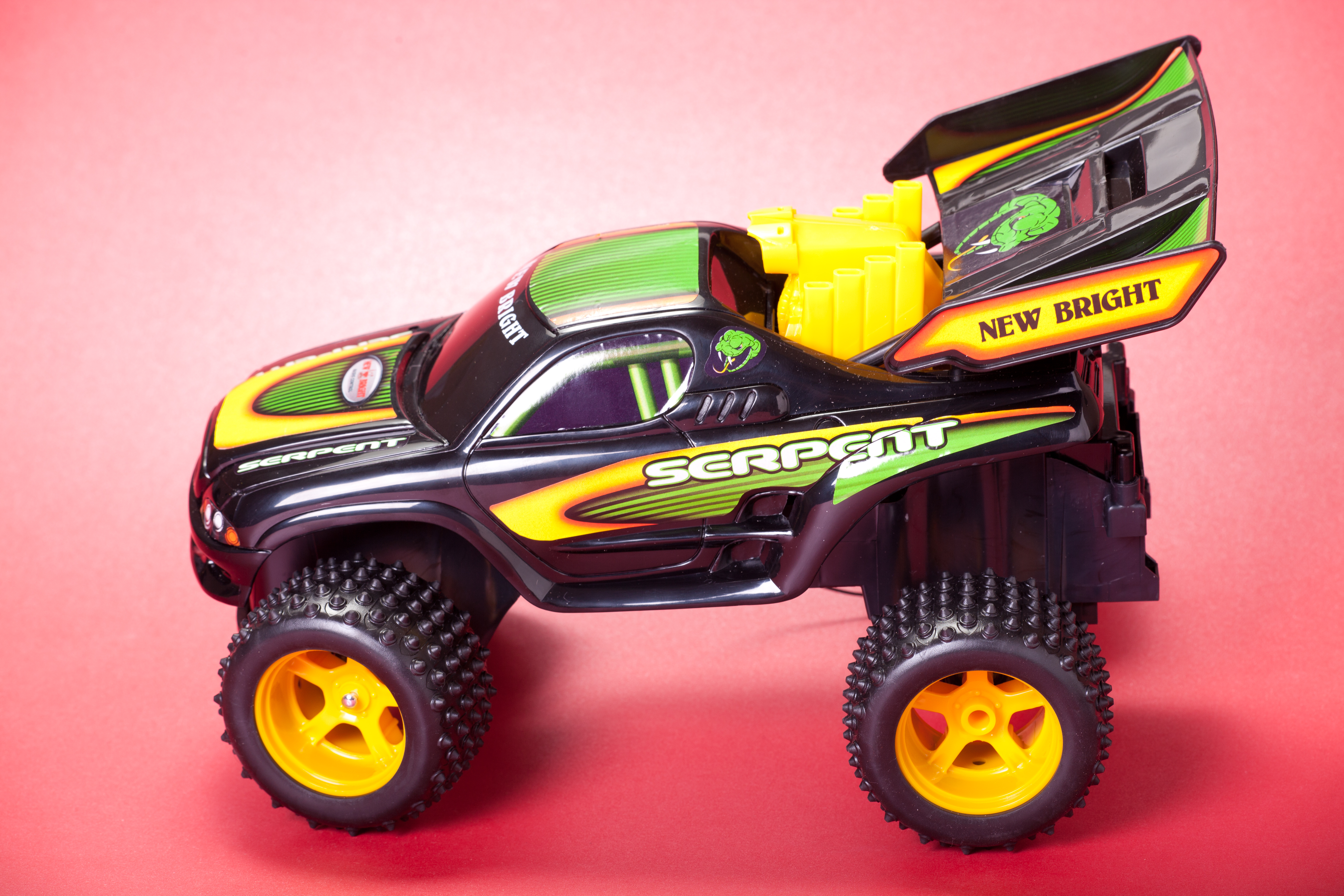 Toy car photo