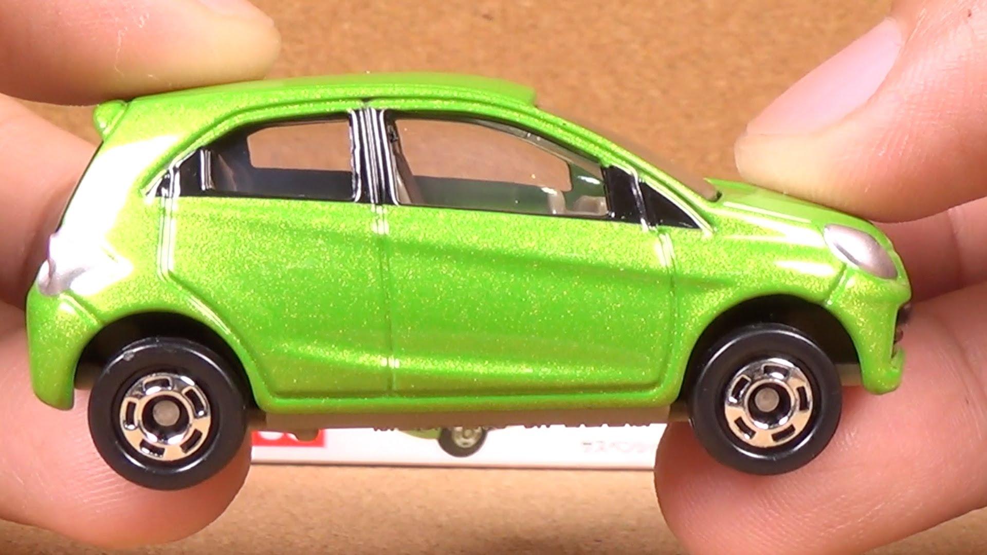 Tomica AS-03 - Honda Brio Asia Version (Takara Tomy Japan Toy Car ...