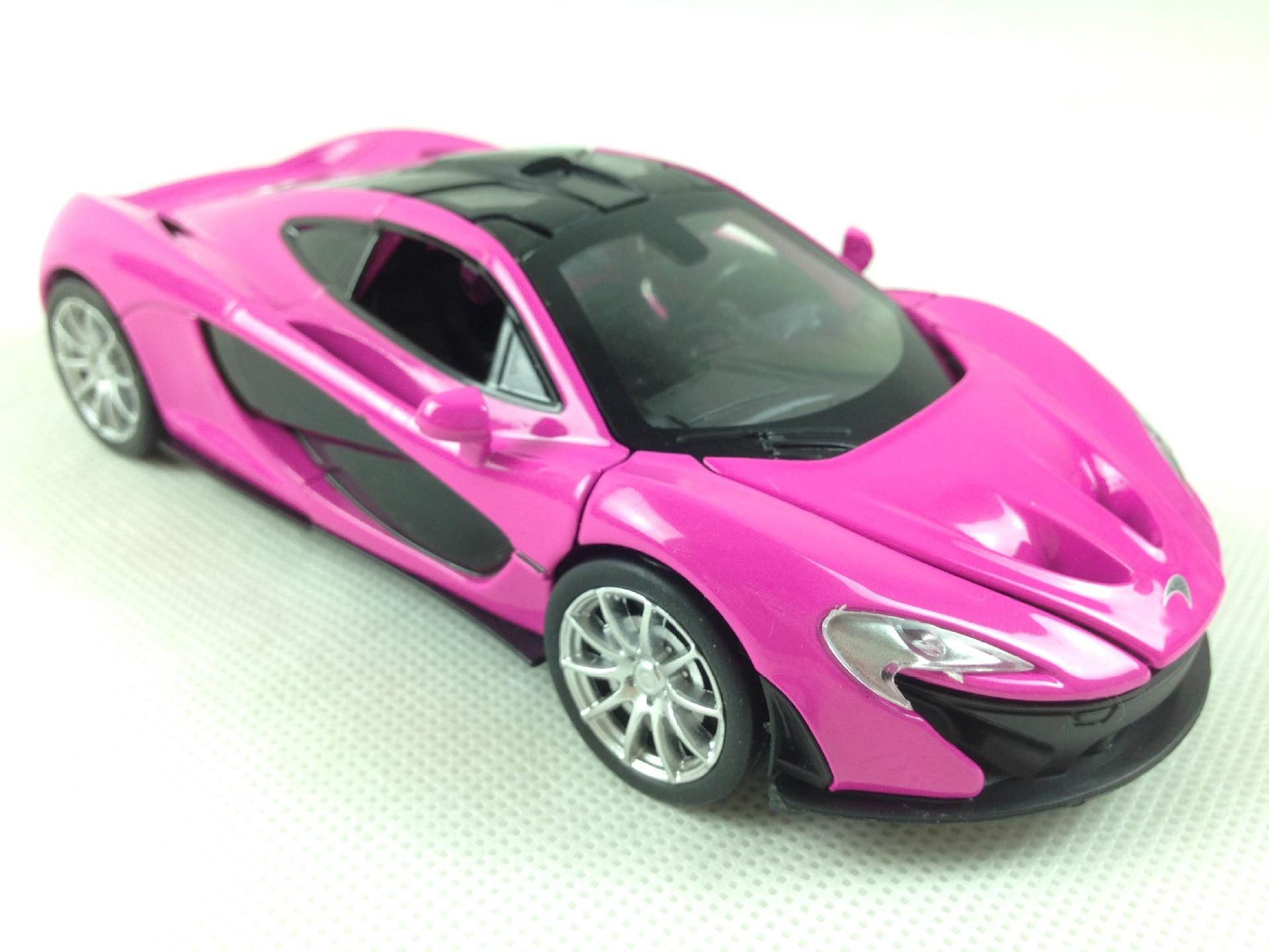 2018 1:32 Mclaren Super Car Model Alloy Diecast Car Toy High Quality ...